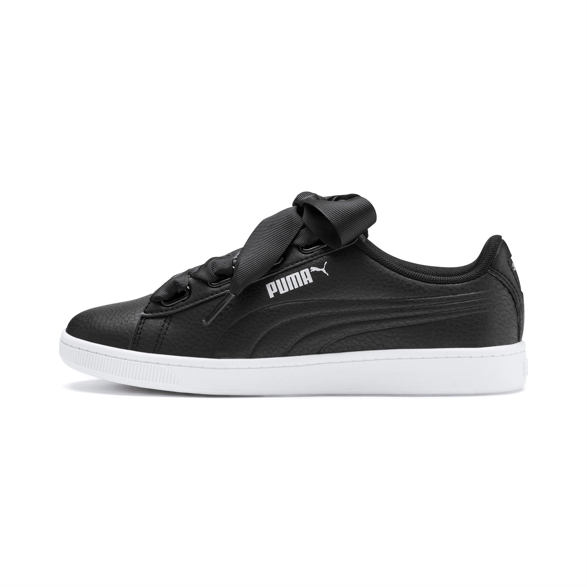 puma shoes with ribbon
