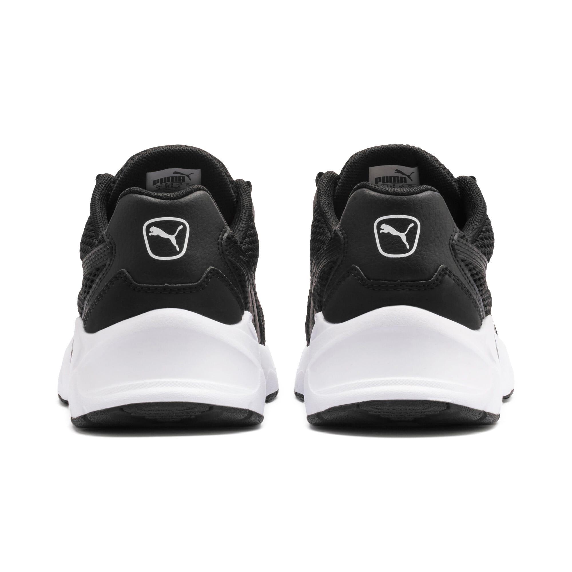 Thumbnail 3 of Nucleus Youth Sneaker, Puma Black-Puma Black, medium