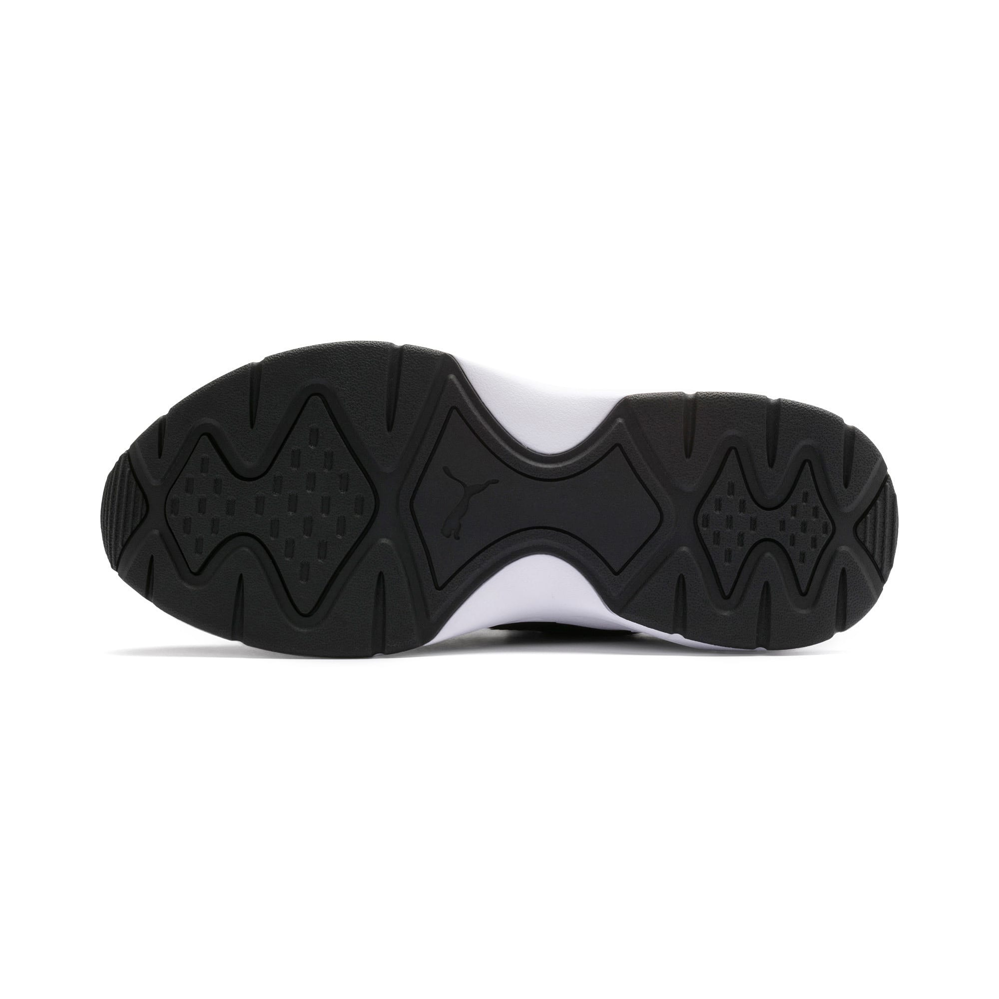 Thumbnail 4 of Nucleus Youth Sneaker, Puma Black-Puma Black, medium