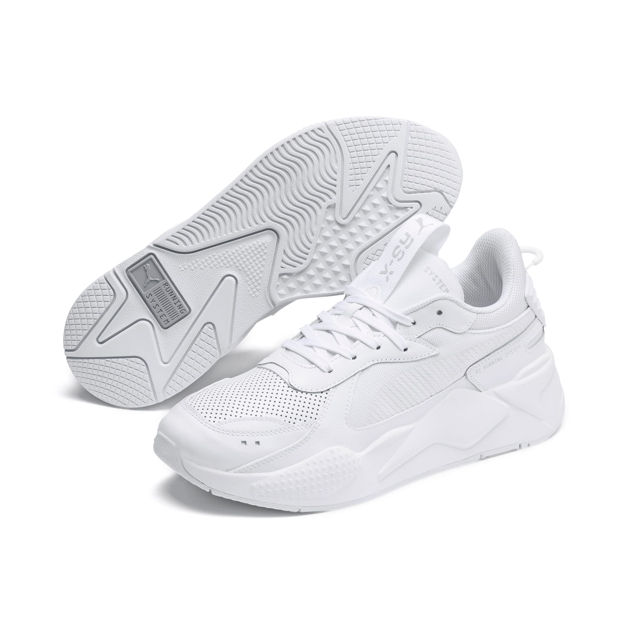Thumbnail 3 of RS-X Winterised Trainers, Puma White, medium