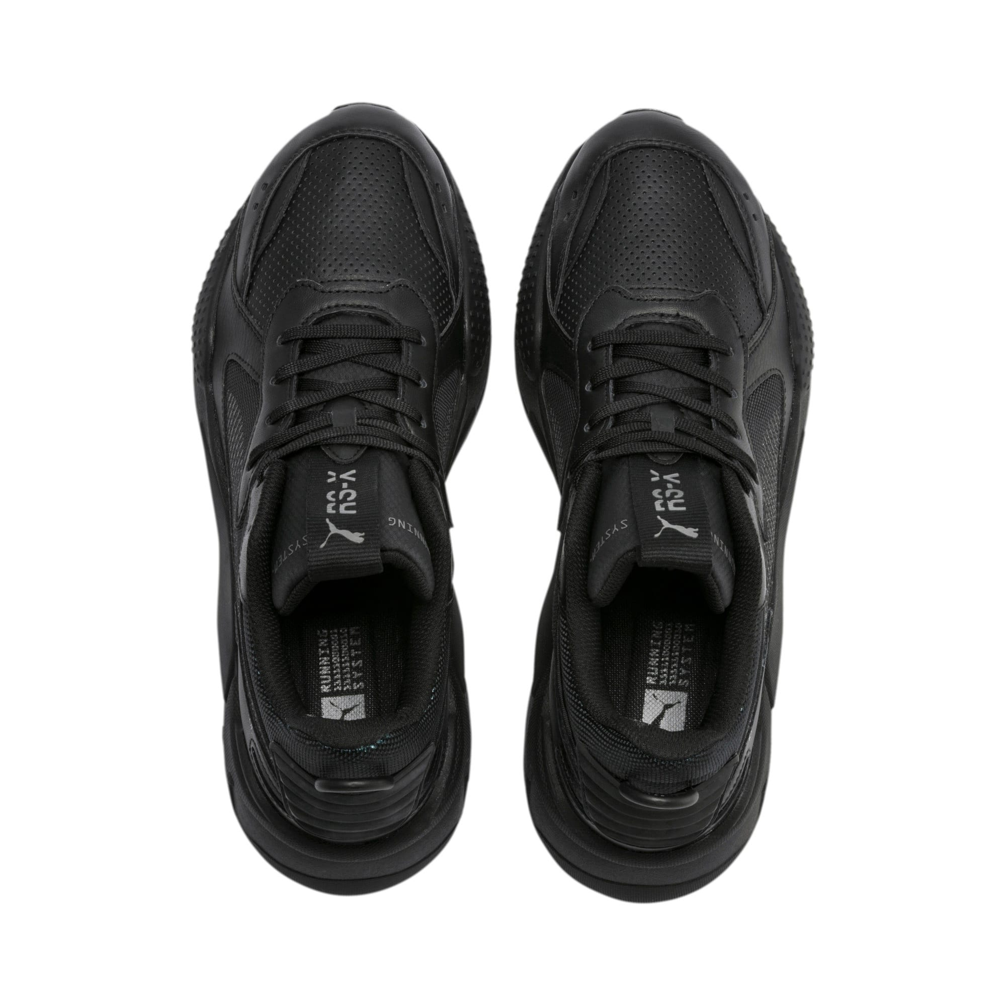 Thumbnail 8 of RS-X Winterised Trainers, Puma Black, medium