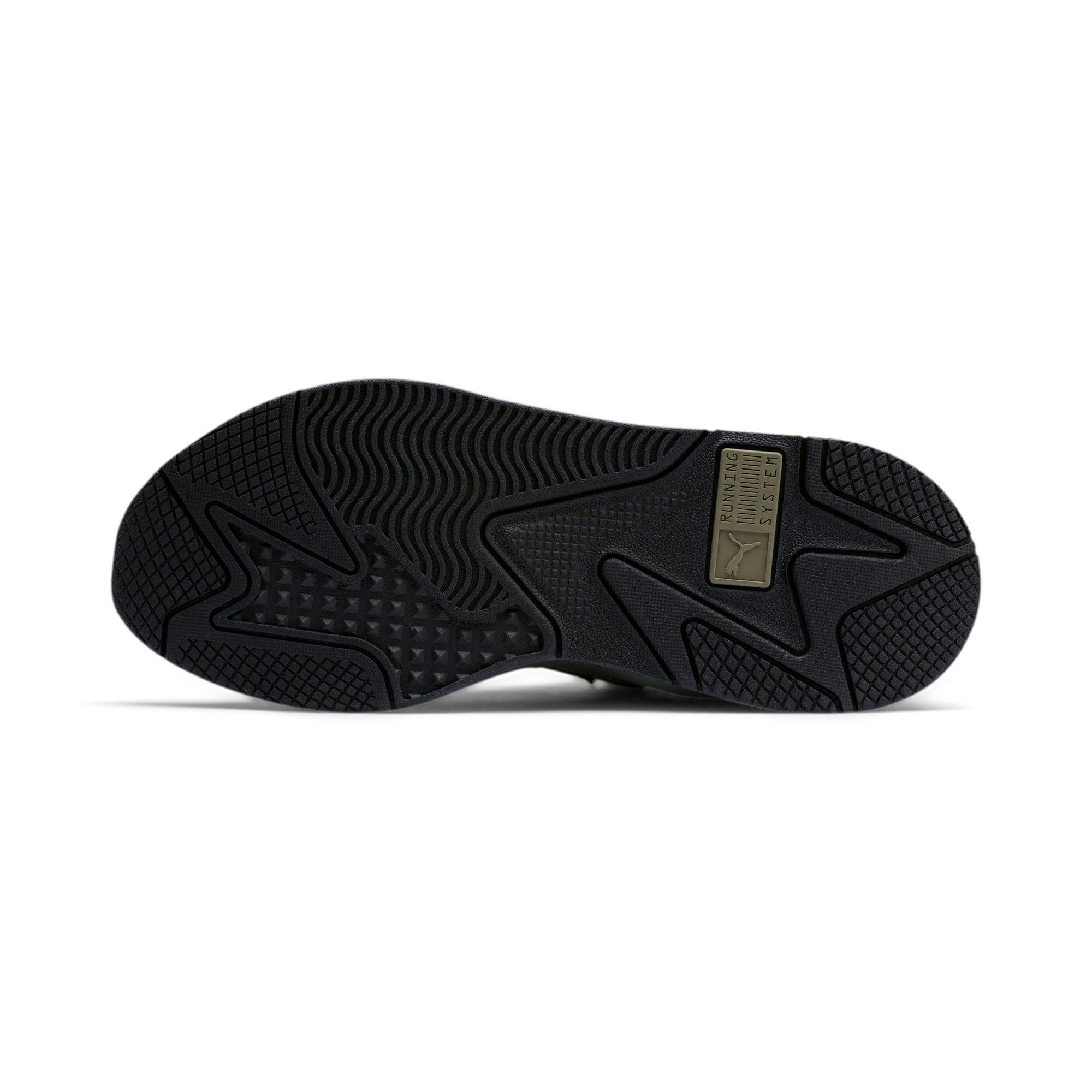 Thumbnail 5 of RS-X Winterized Sneakers, Puma Black-Burnt Olive, medium