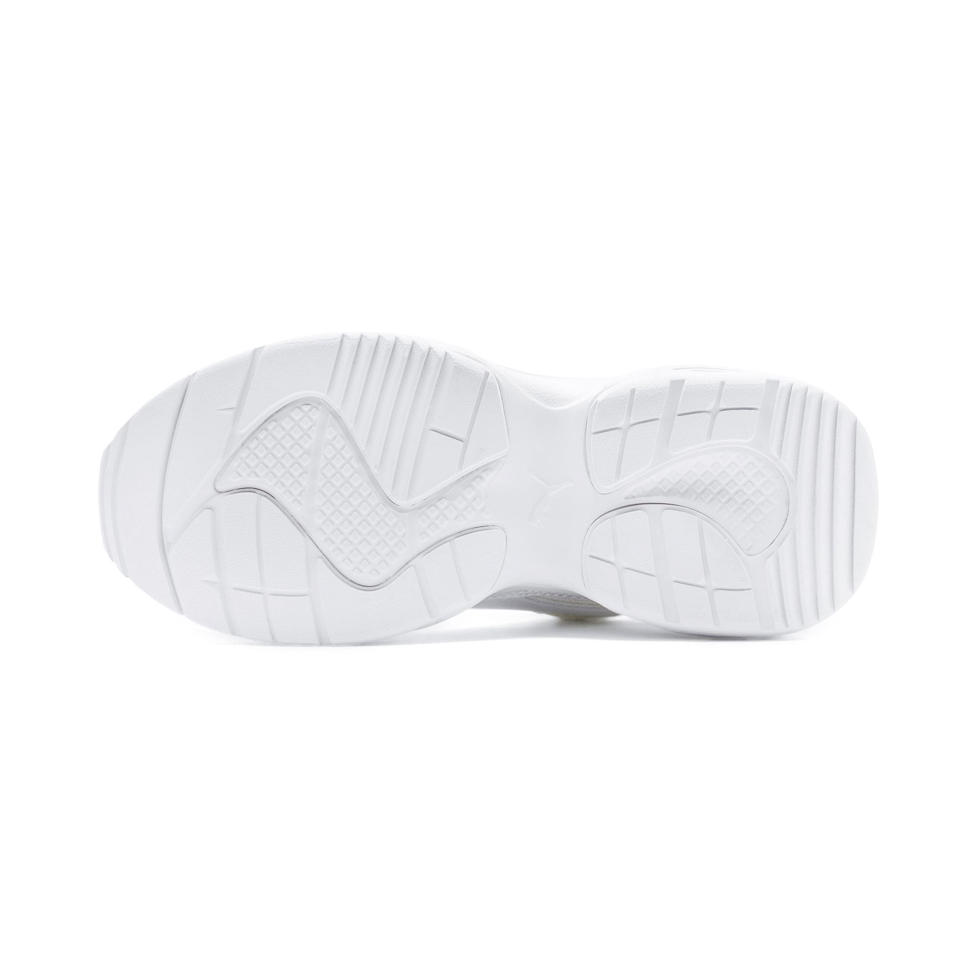 Thumbnail 4 of Cilia Youth Trainers, Puma White-Bridal Rose, medium