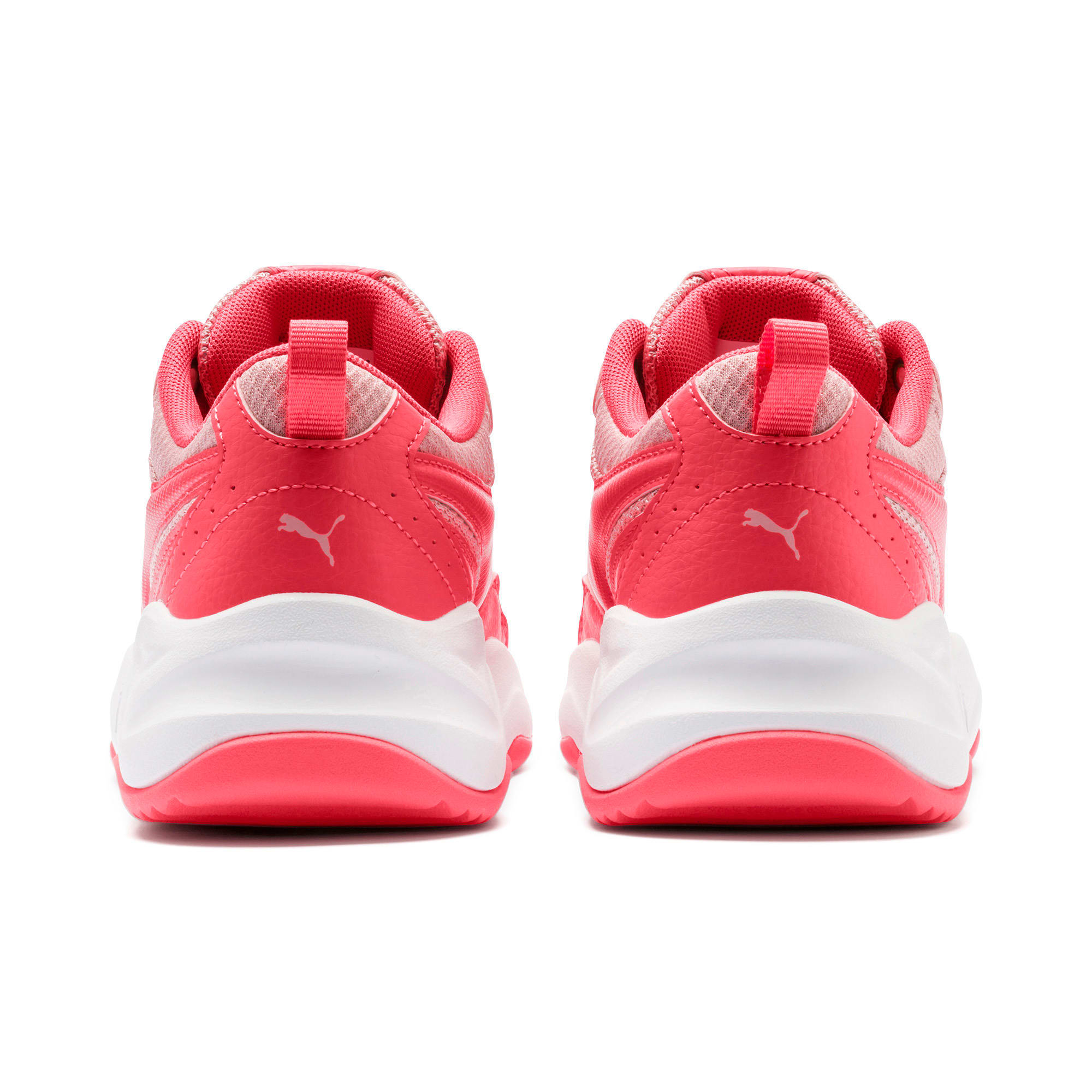Thumbnail 3 of Cilia Youth Trainers, Calypso Coral-B Rose-White, medium-IND