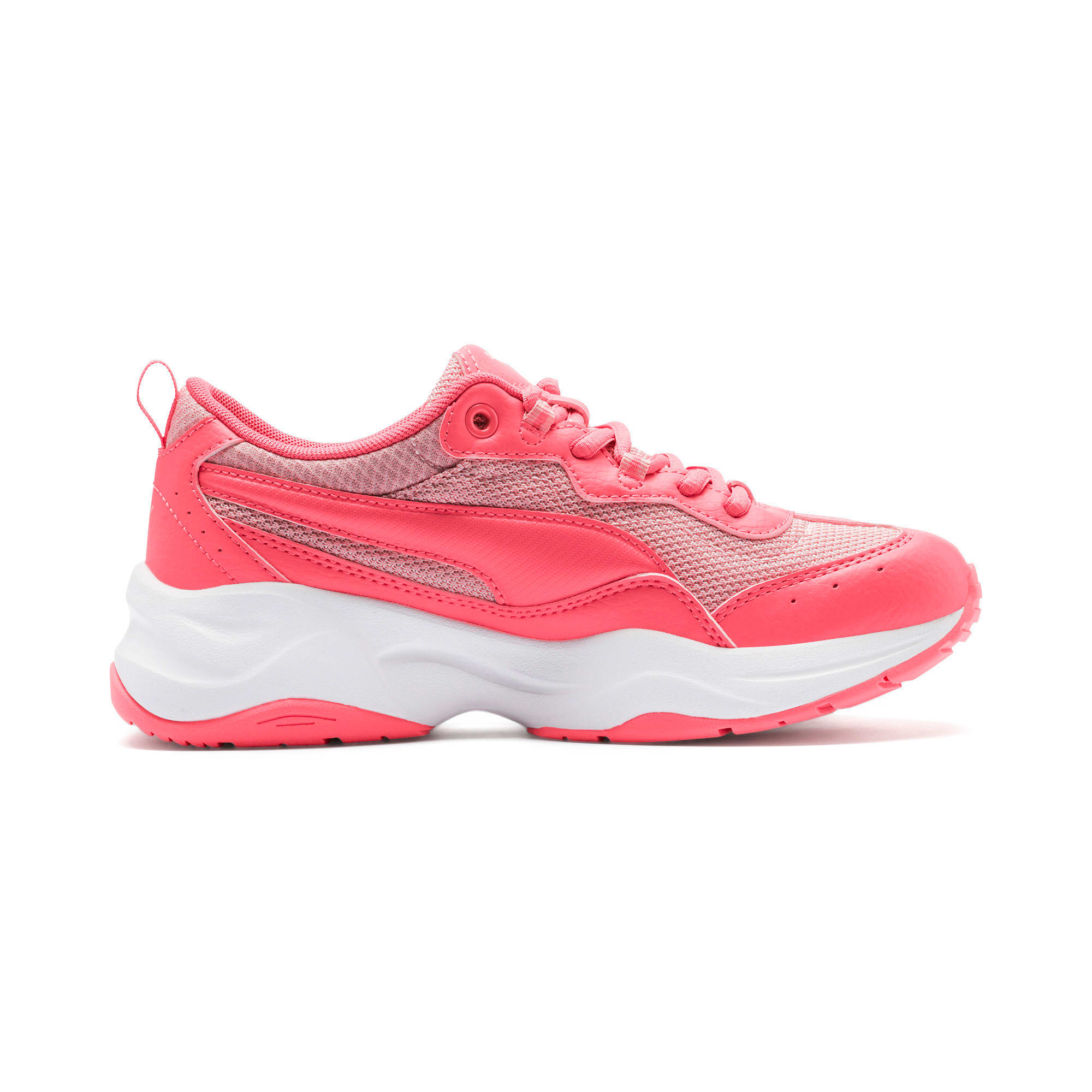 Thumbnail 5 of Cilia Youth Trainers, Calypso Coral-B Rose-White, medium