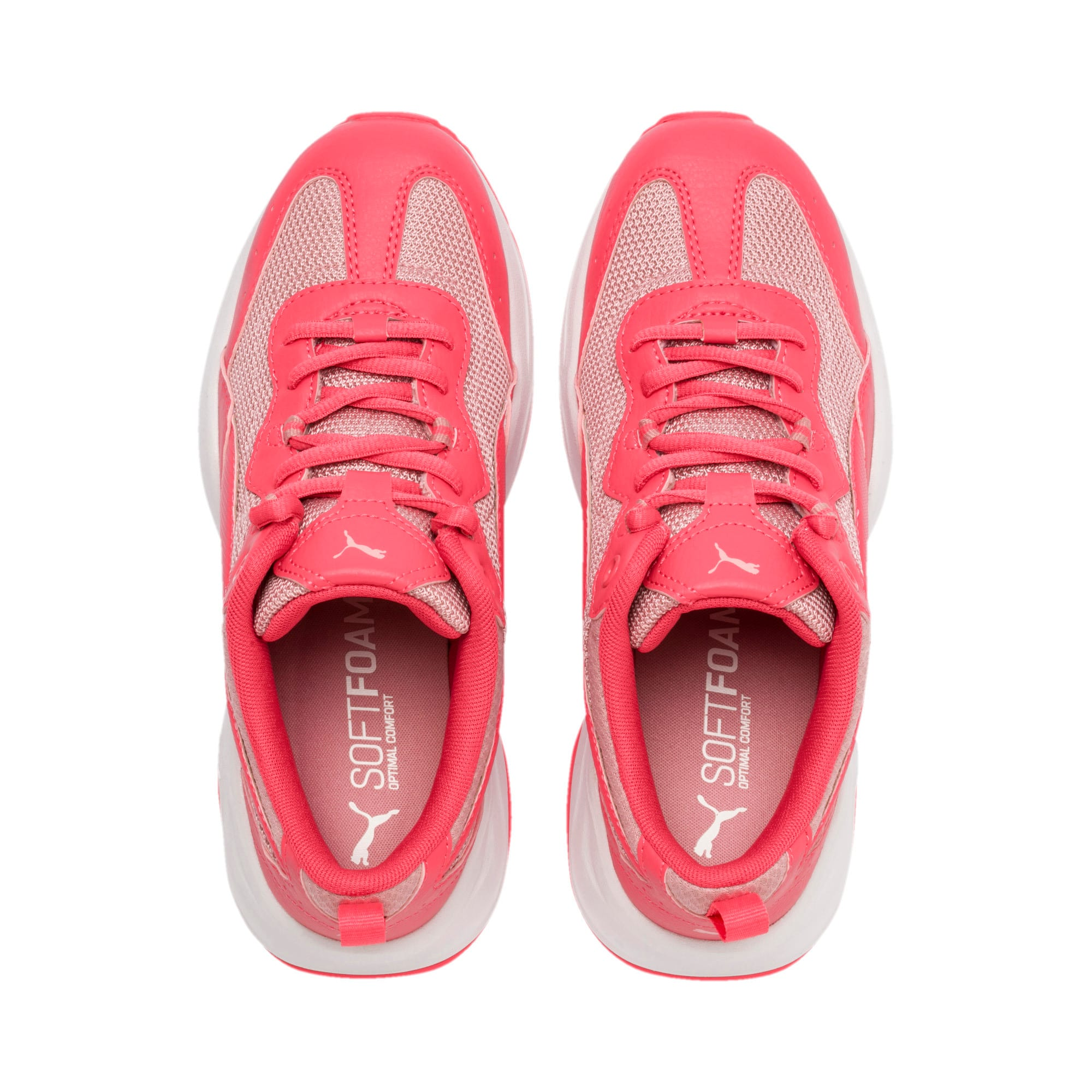 Thumbnail 6 of Cilia Youth Trainers, Calypso Coral-B Rose-White, medium-IND