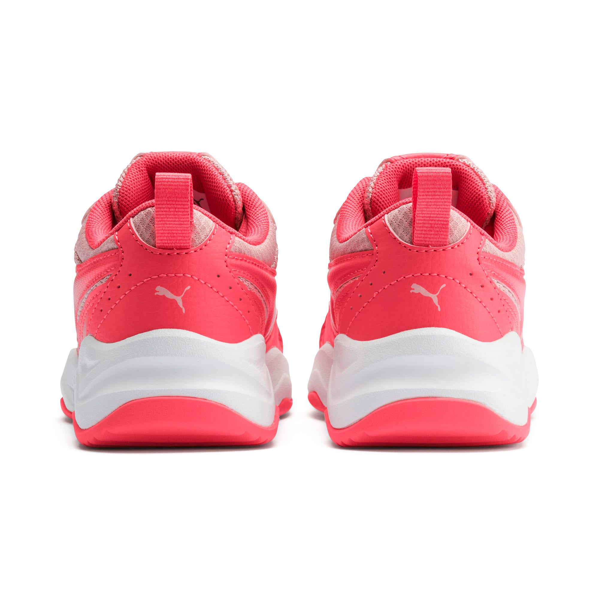 Thumbnail 3 of Cilia Kids' Trainers, Calypso Coral-B Rose-White, medium-IND