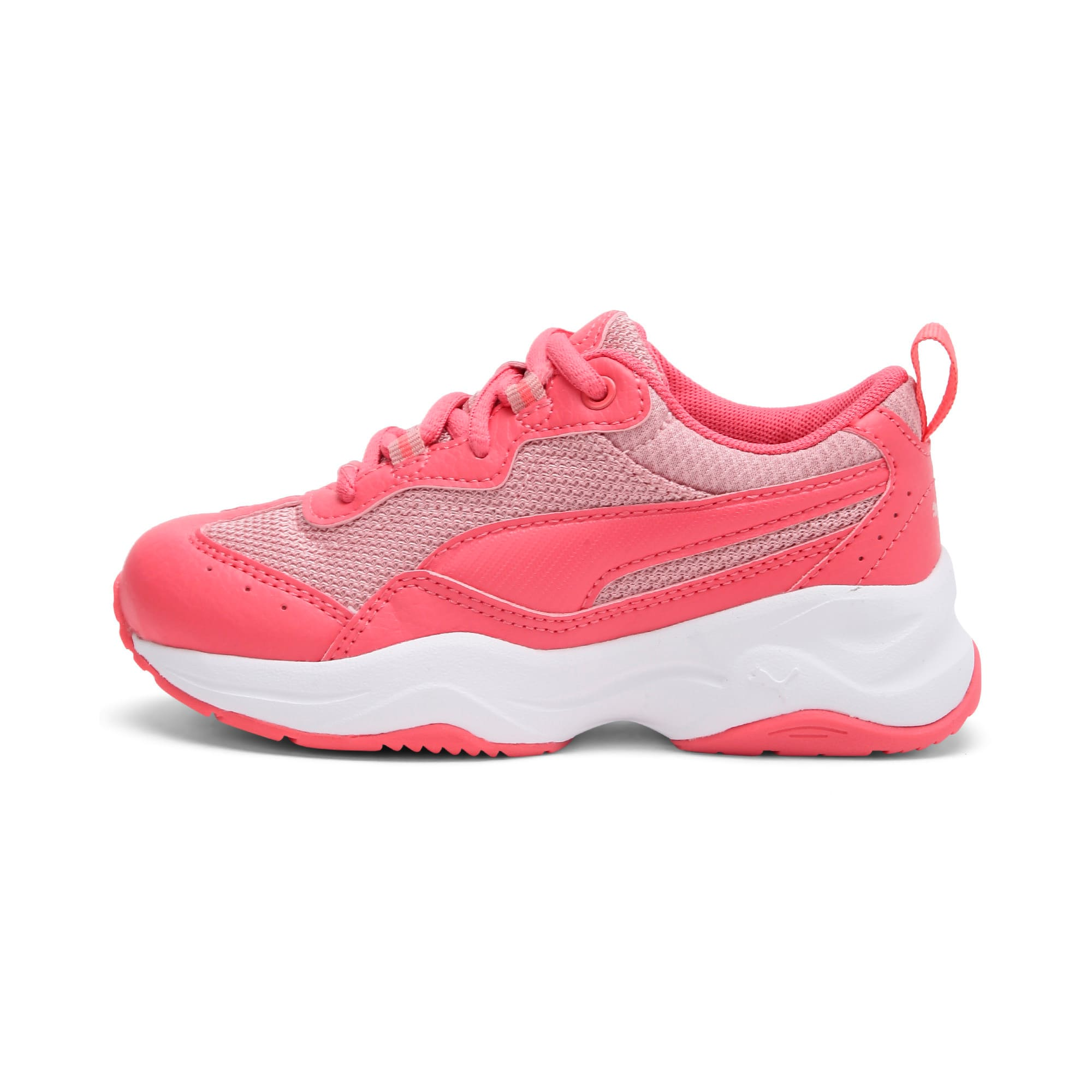 Thumbnail 1 of Cilia Kids' Trainers, Calypso Coral-B Rose-White, medium-IND
