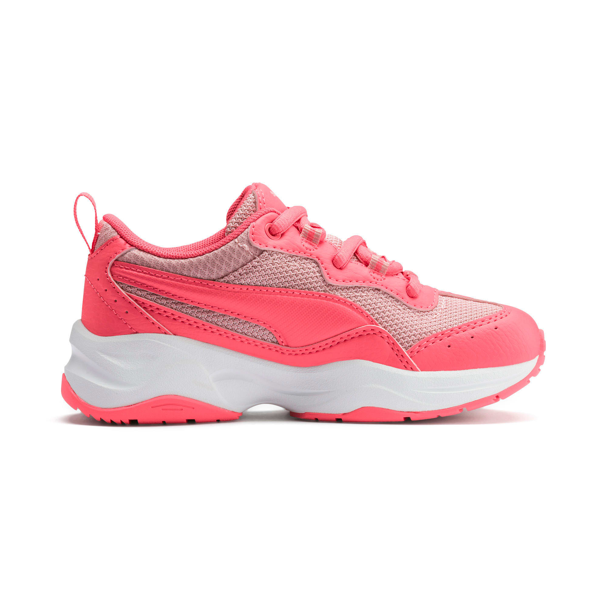 Thumbnail 5 of Cilia Kids' Trainers, Calypso Coral-B Rose-White, medium-IND
