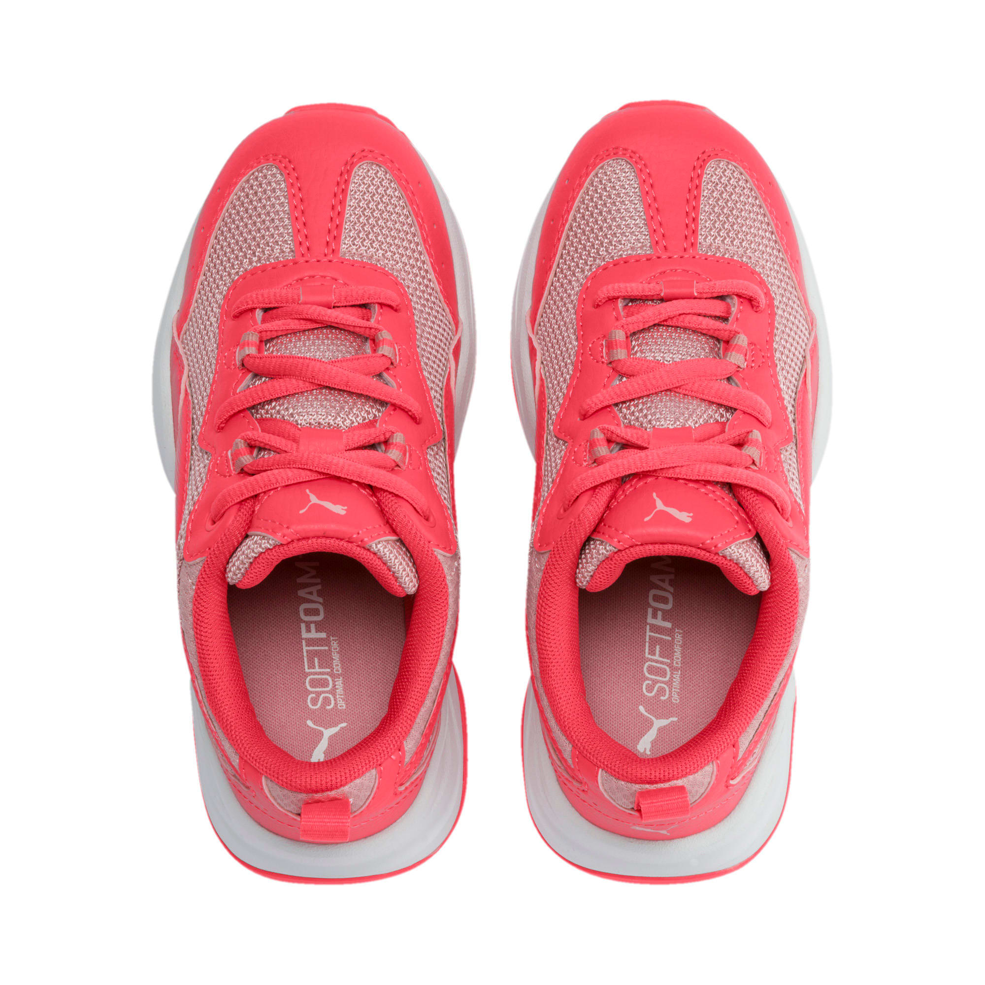 Thumbnail 6 of Cilia Kids' Trainers, Calypso Coral-B Rose-White, medium-IND