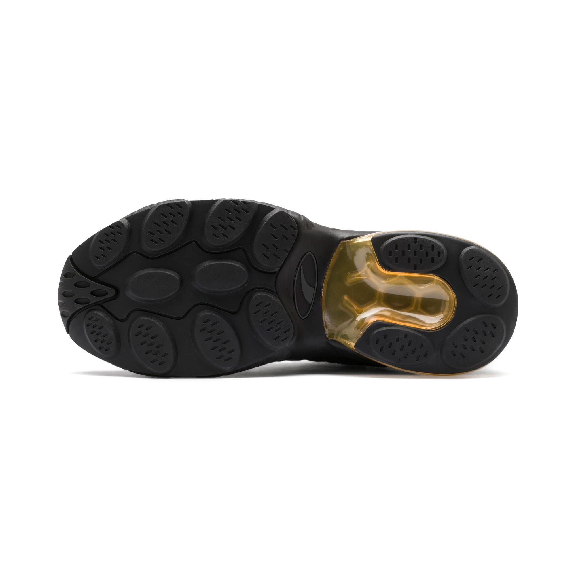 Thumbnail 5 of CELL Venom Lux Sneaker, Puma Black-Jaffa Orange, medium