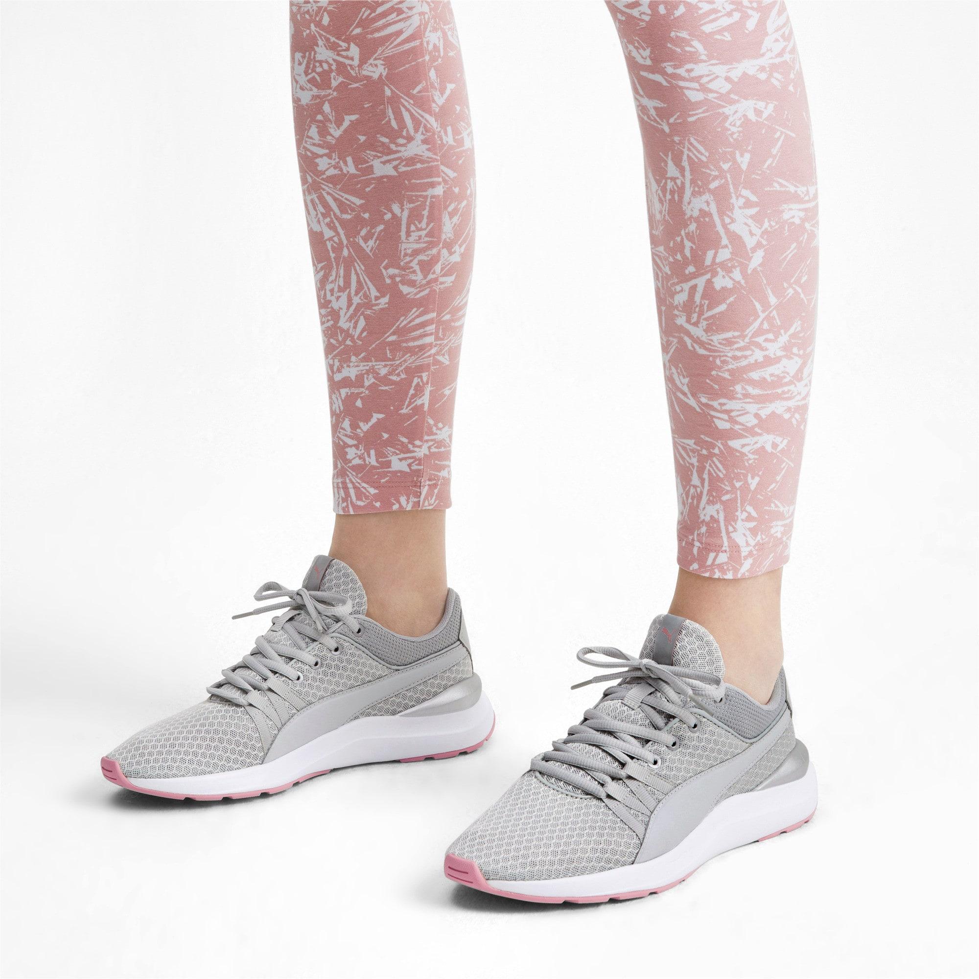 Thumbnail 2 of Adela Core Women's Sneakers, Gray Violet-Puma Silver, medium