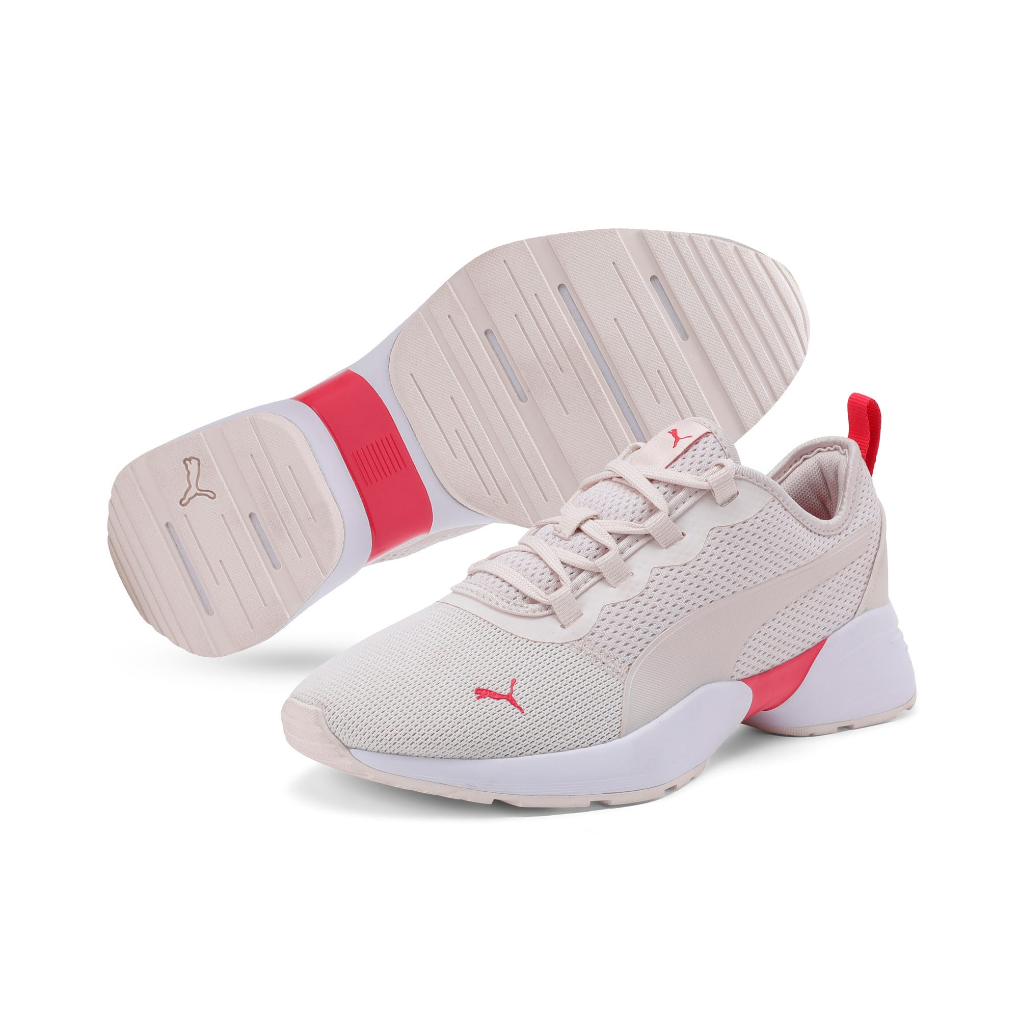 Thumbnail 2 of Sirena Sport Women's Trainers, Pastel Parchment-Nrgy Rose, medium-IND