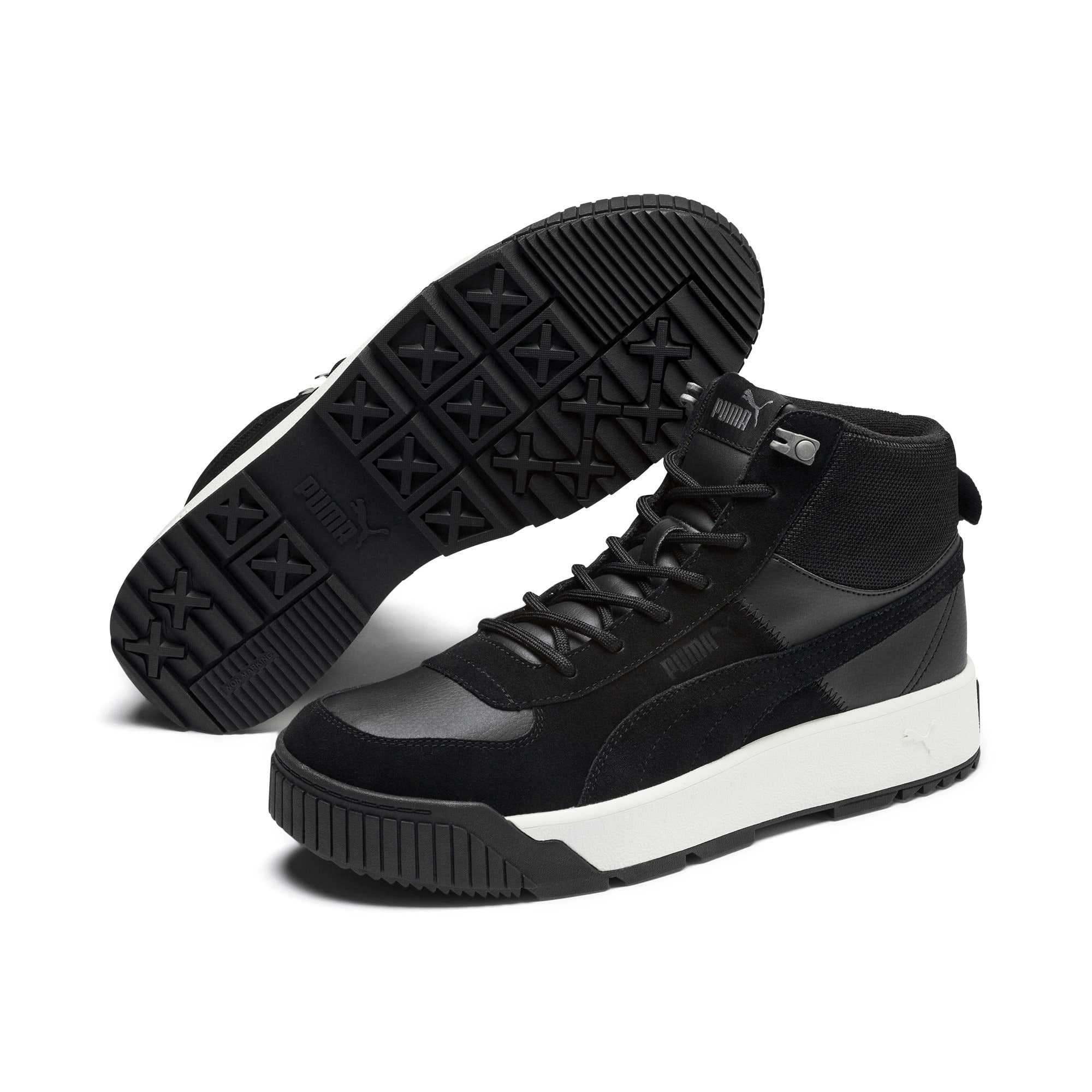 Thumbnail 3 van Tarrenz sneakerlaarsjes, Puma Black-Whisper White, medium