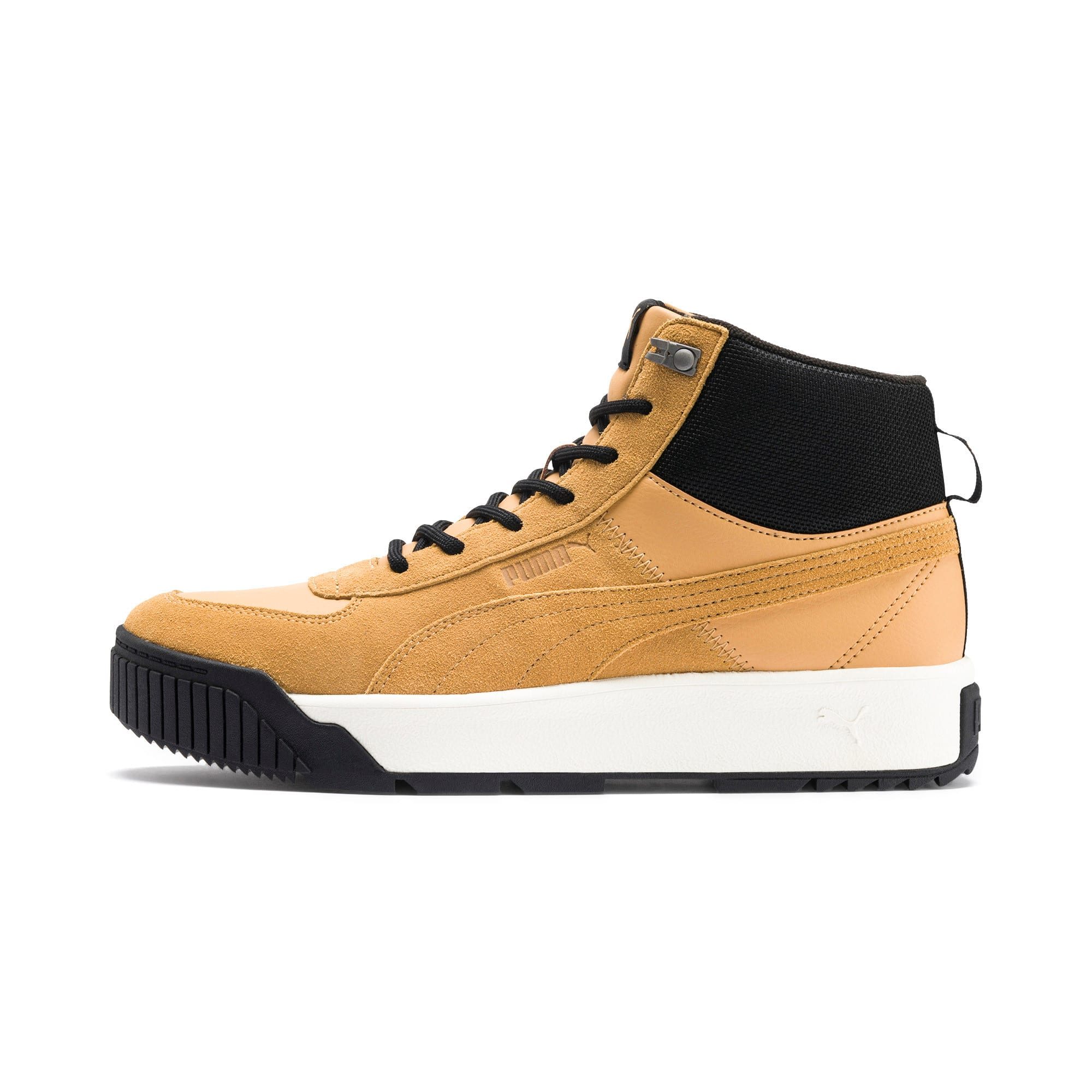 Stivali stile sneakers Tarrenz, Nero Taffy-Puma, Grande