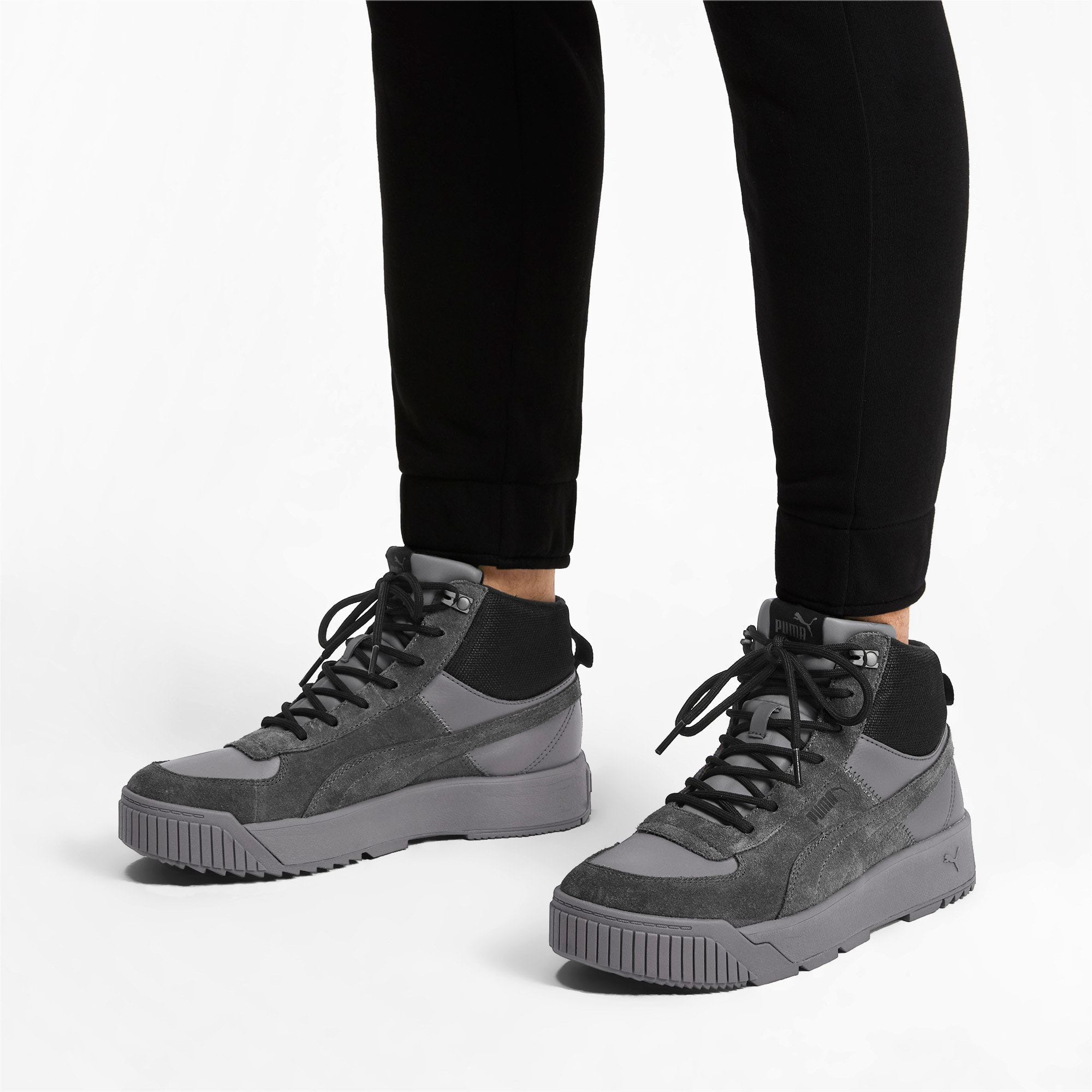Thumbnail 2 of Tarrenz Sneaker Boots, CASTLEROCK-Puma Black, medium