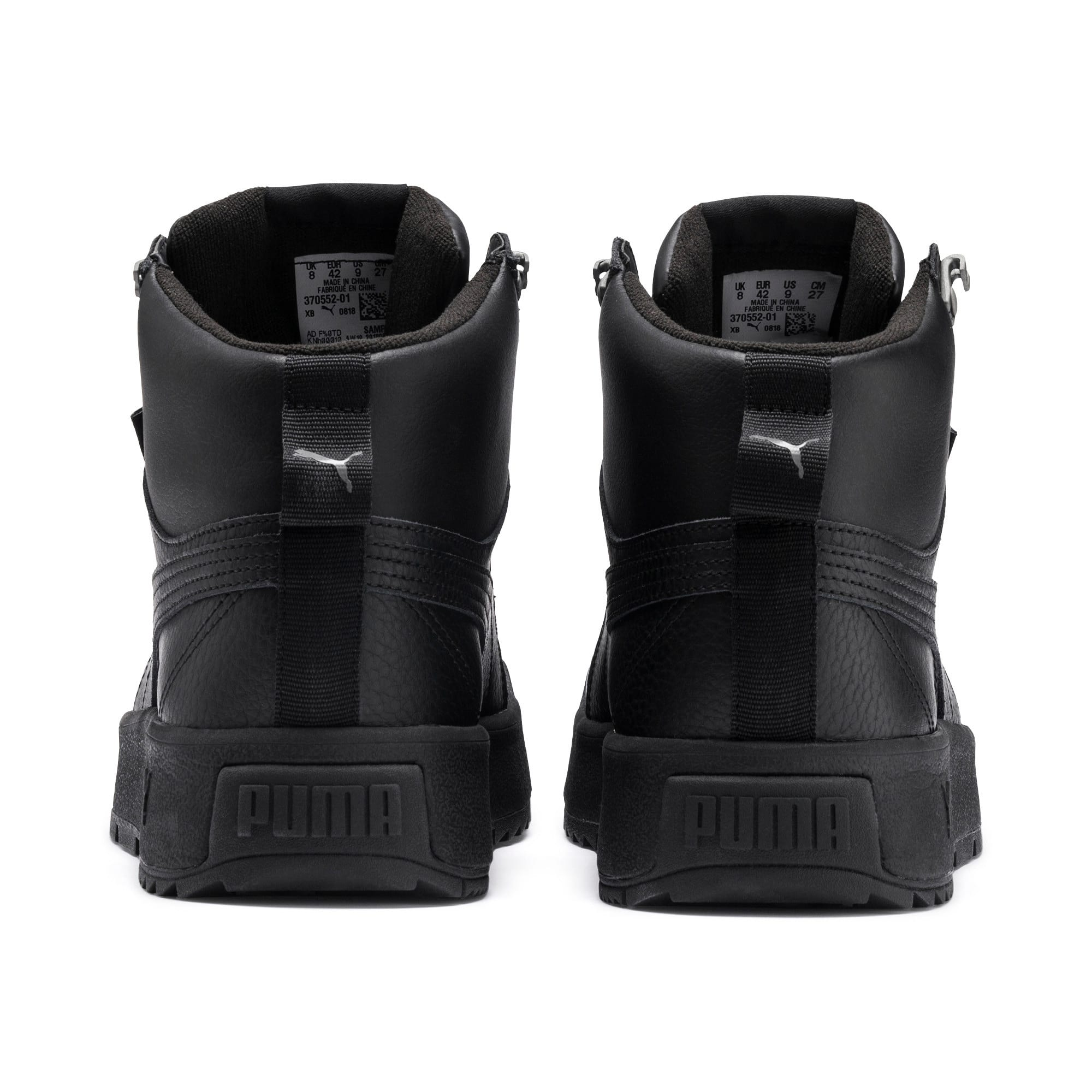 Thumbnail 4 of Tarrenz SB PURETEX Mid Sneakers, Puma Black-Puma Black, medium