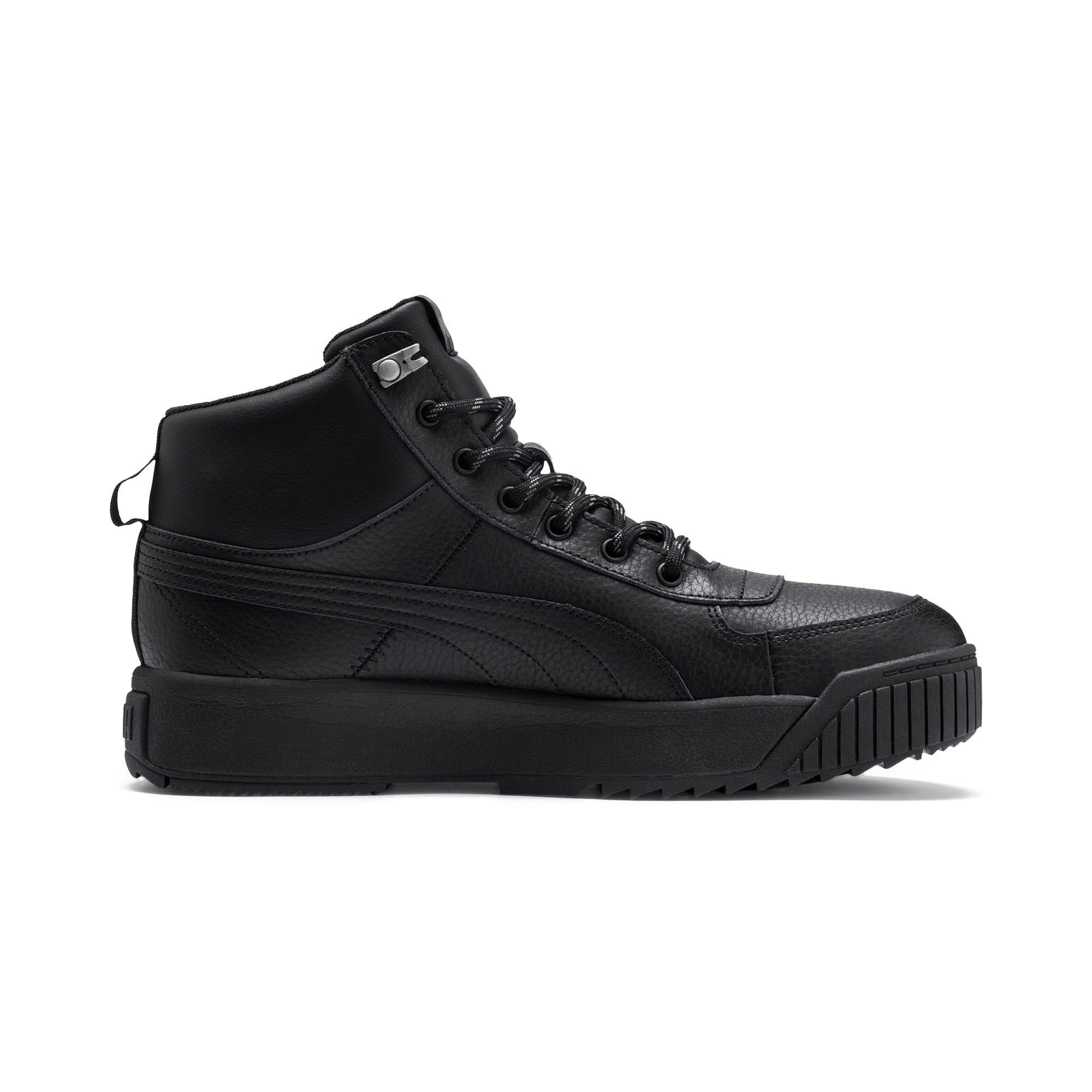 Thumbnail 6 of Tarrenz SB PURETEX Mid Sneakers, Puma Black-Puma Black, medium