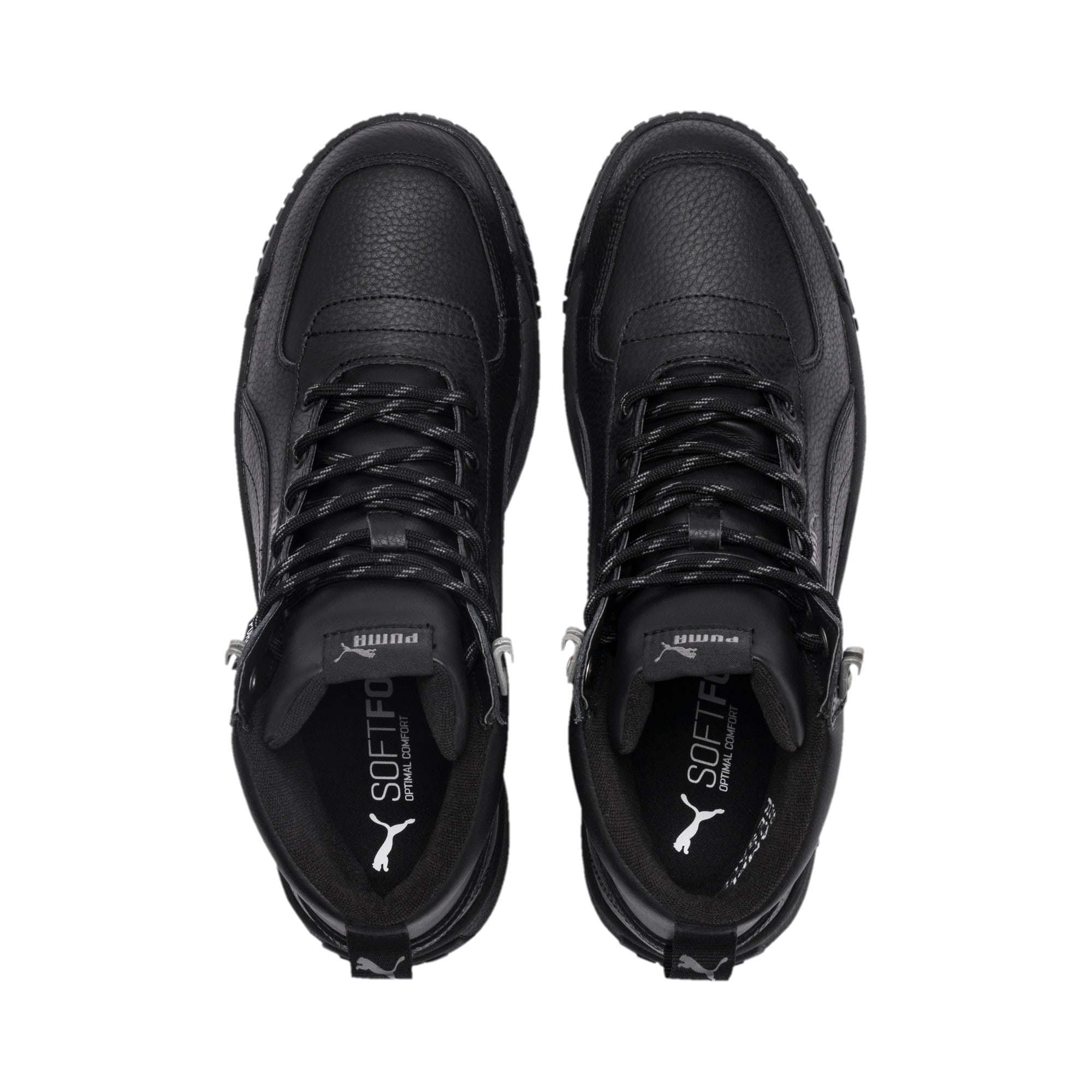 Thumbnail 7 of Tarrenz SB PURE-TEX Trainers, Puma Black-Puma Black, medium