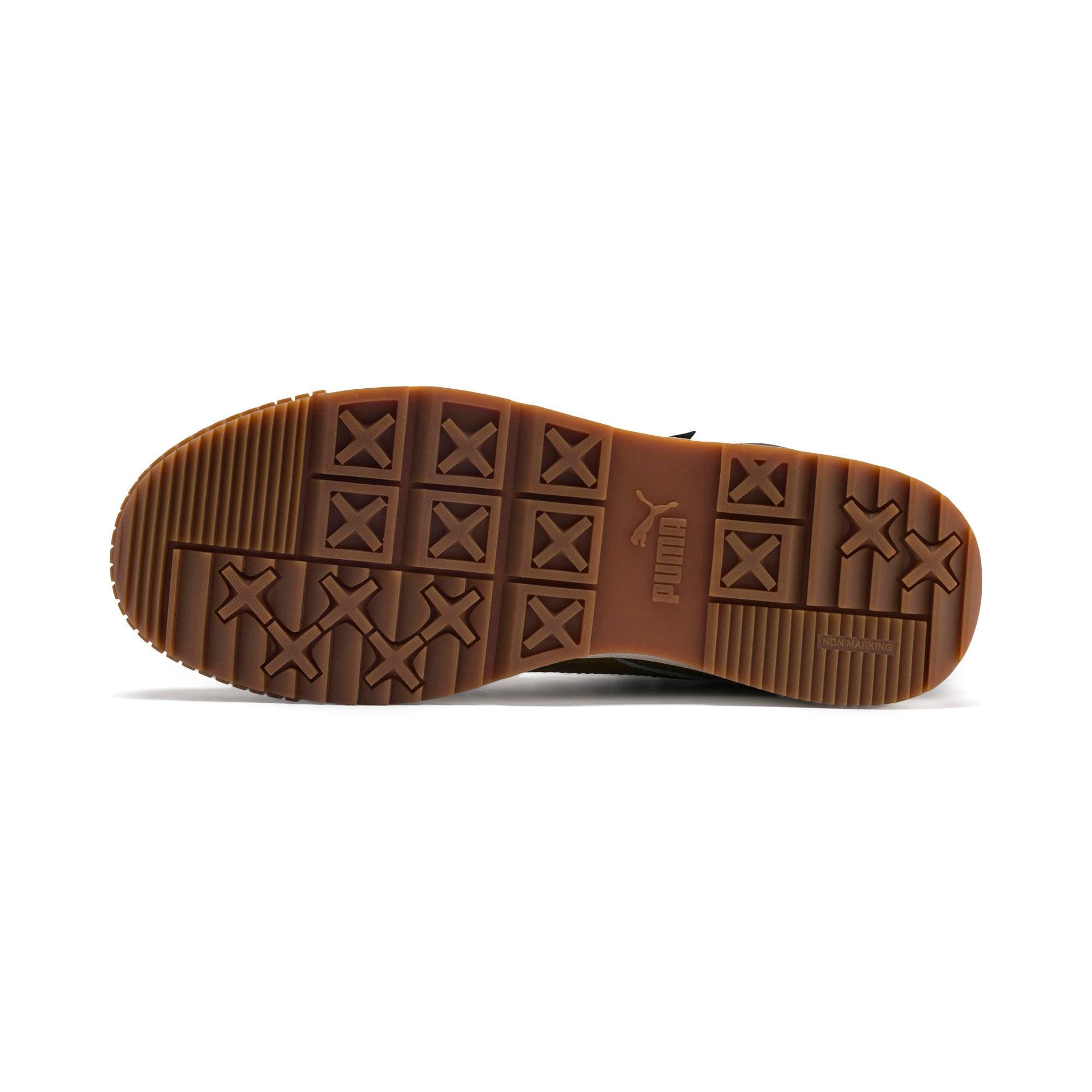Thumbnail 5 of Tarrenz SB PURETEX Mid Sneakers, Moss Green-Puma Black, medium