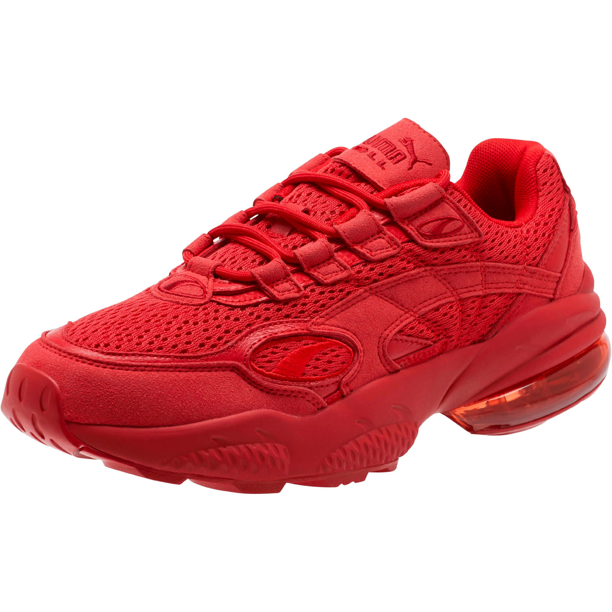 Thumbnail 1 of CELL Venom Red Sneakers, Ribbon Red-Tibetan Red, medium