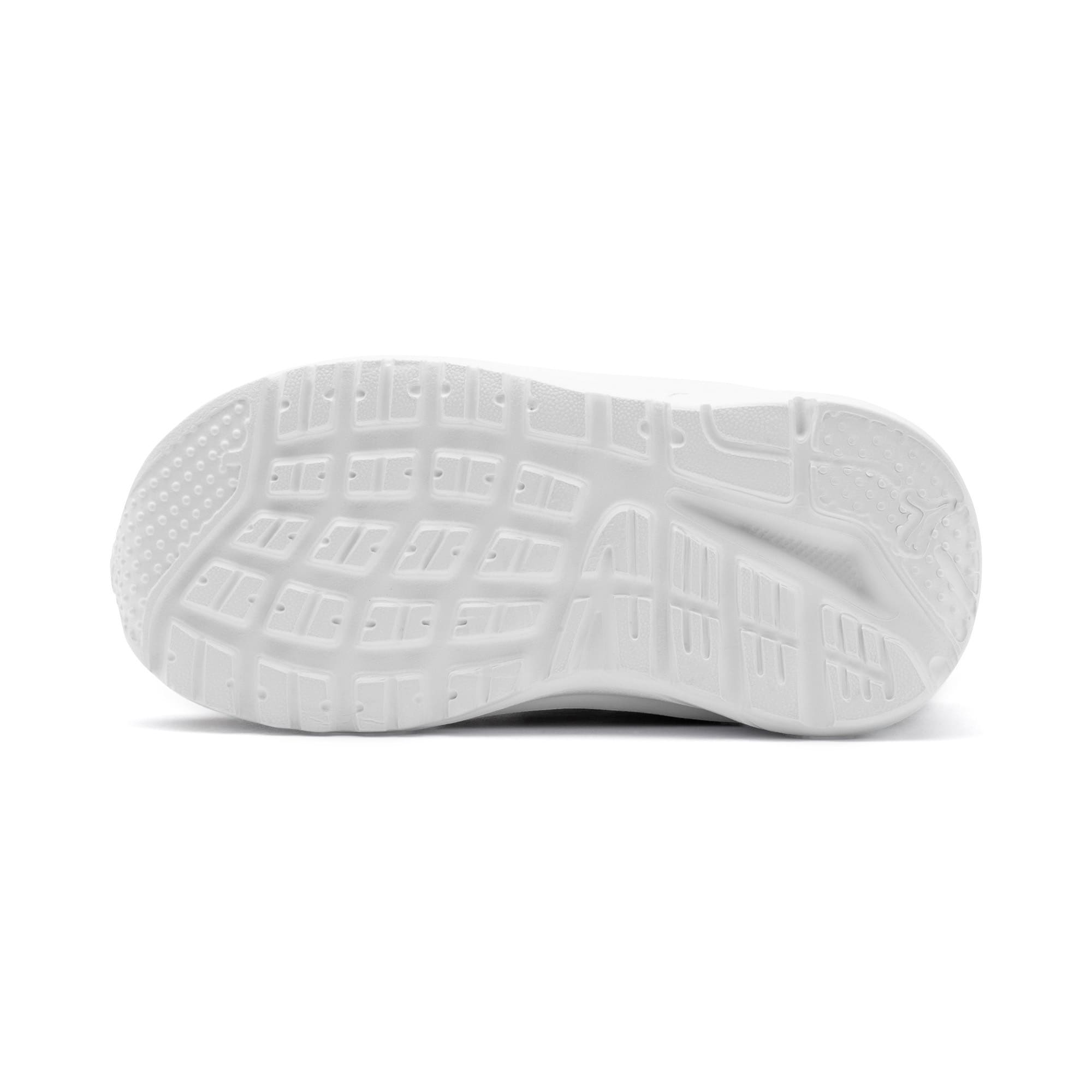 Thumbnail 4 of Pure Jogger Babies' Trainers, Black-Silver-Wht-Nrgy Yellow, medium