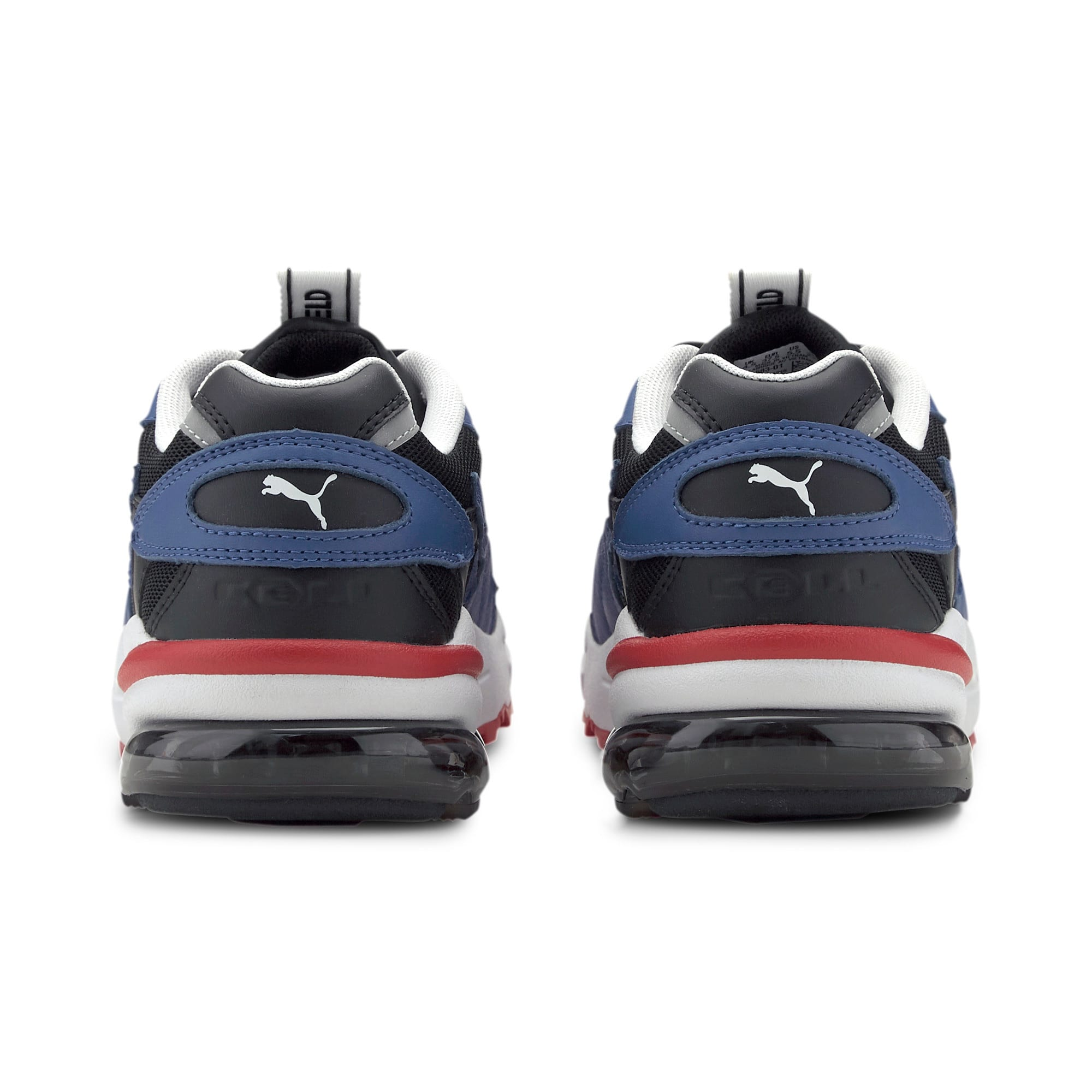 Thumbnail 4 of PUMA x KARL LAGERFELD CELL Alien Trainers, Puma Black-TRUE BLUE, medium