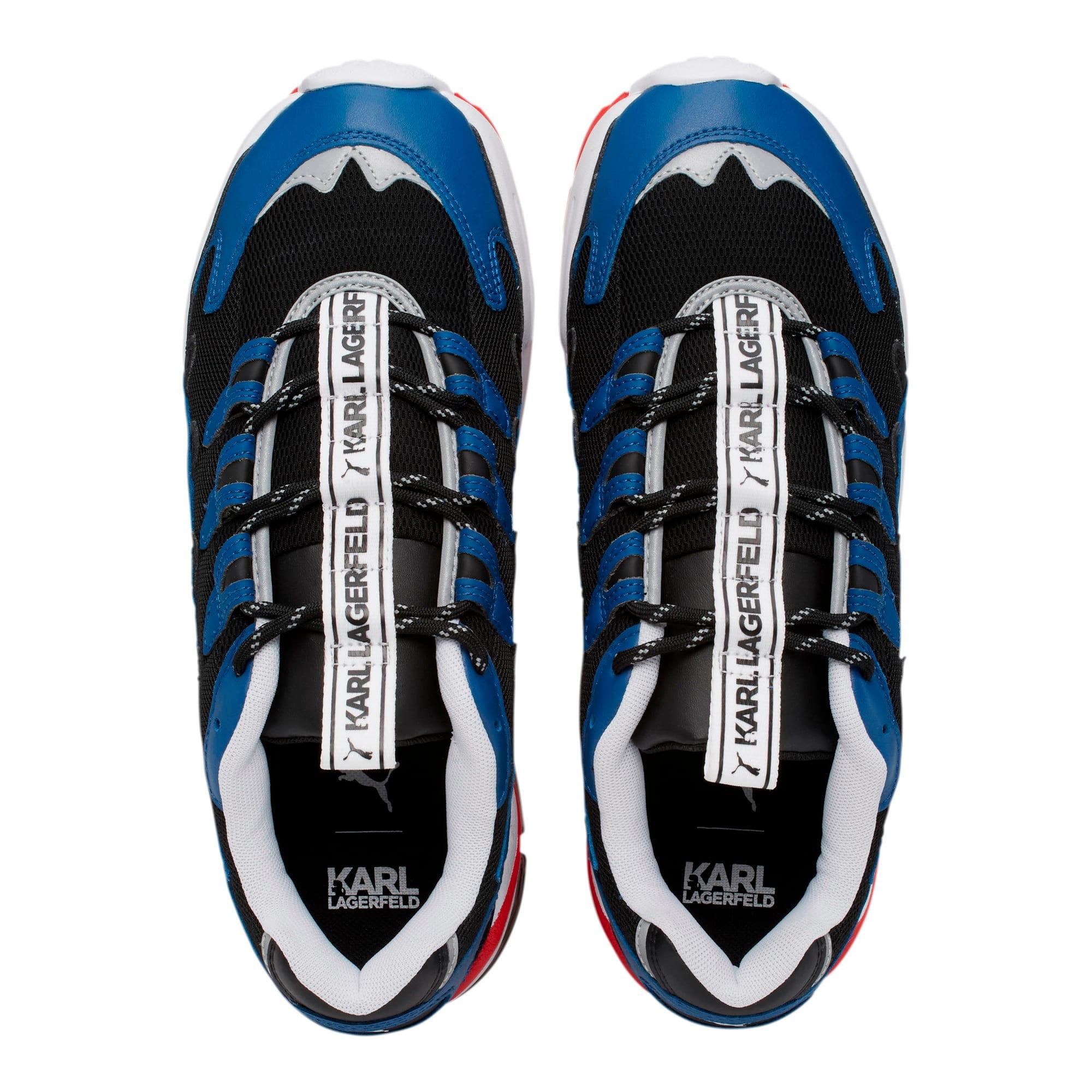 Miniatura 7 de Zapatos deportivos CELL Alien PUMA x KARL LAGERFELD, Puma Black-TRUE BLUE, mediano