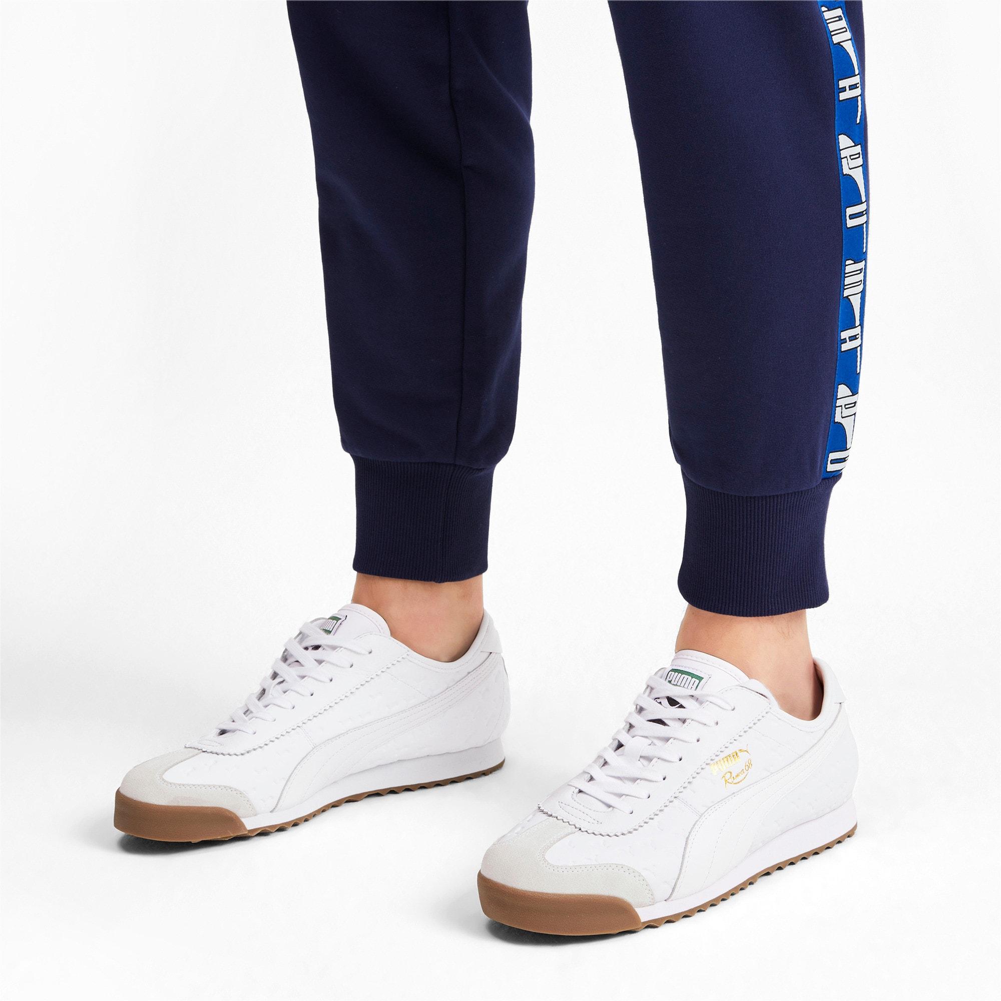 Miniatura 2 de Zapatos deportivos Roma '68 Gum, Puma White-Puma White, mediano