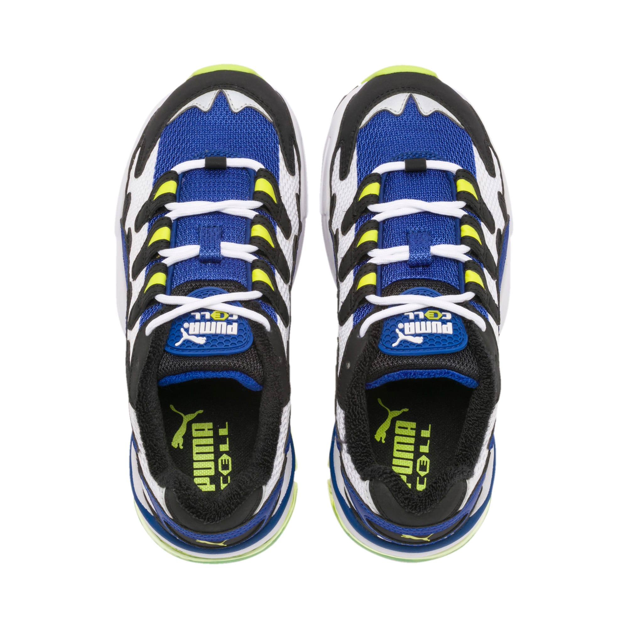 Thumbnail 6 of CELL Alien Kids' Trainers, Puma Black-Surf The Web, medium-IND