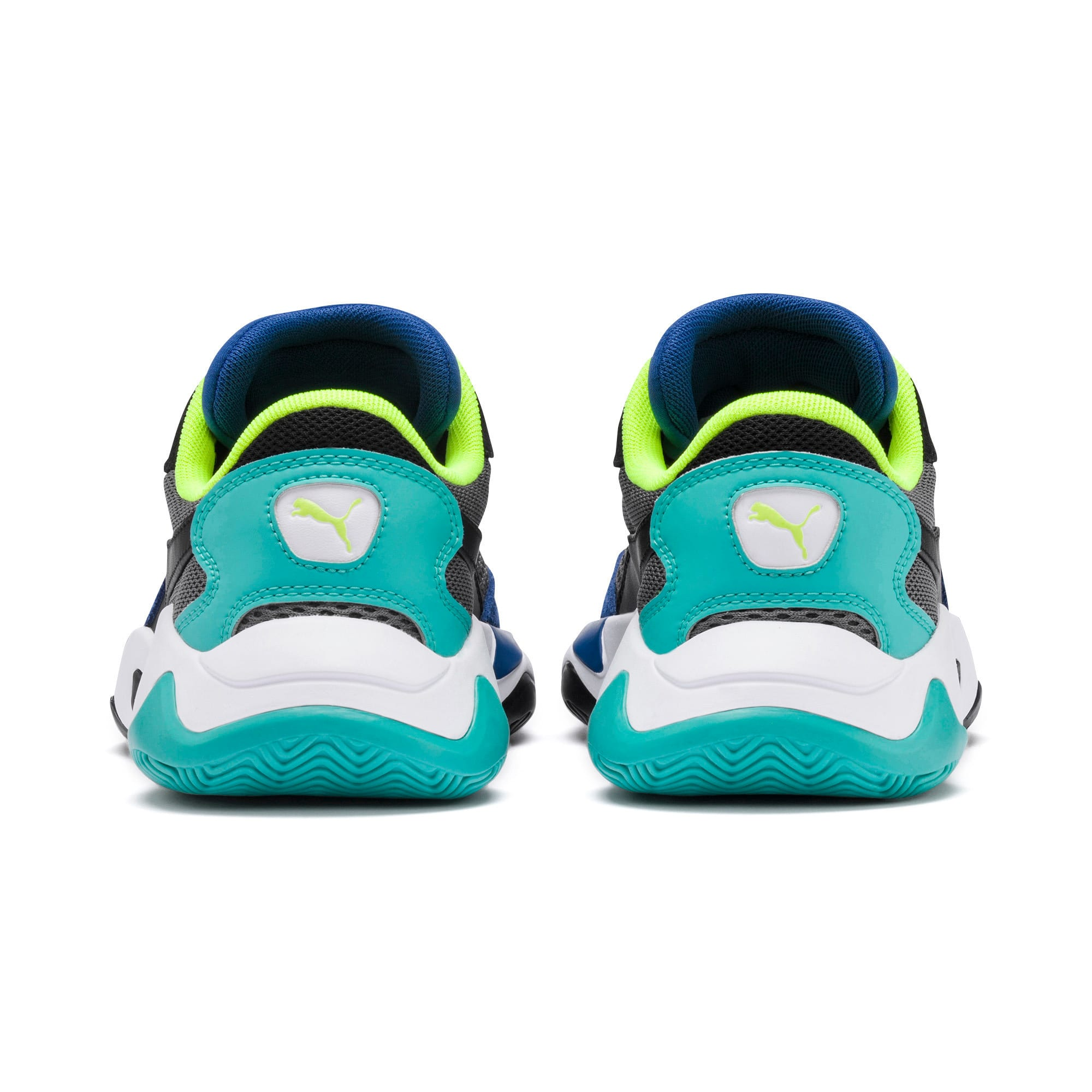 Thumbnail 3 of Storm Origin Youth Trainers, Galaxy Blue-CASTLEROCK, medium-IND