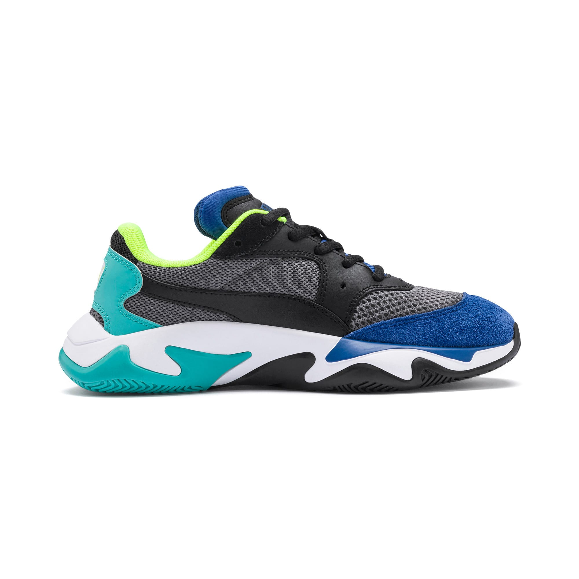 Thumbnail 5 of Storm Origin Youth Trainers, Galaxy Blue-CASTLEROCK, medium-IND
