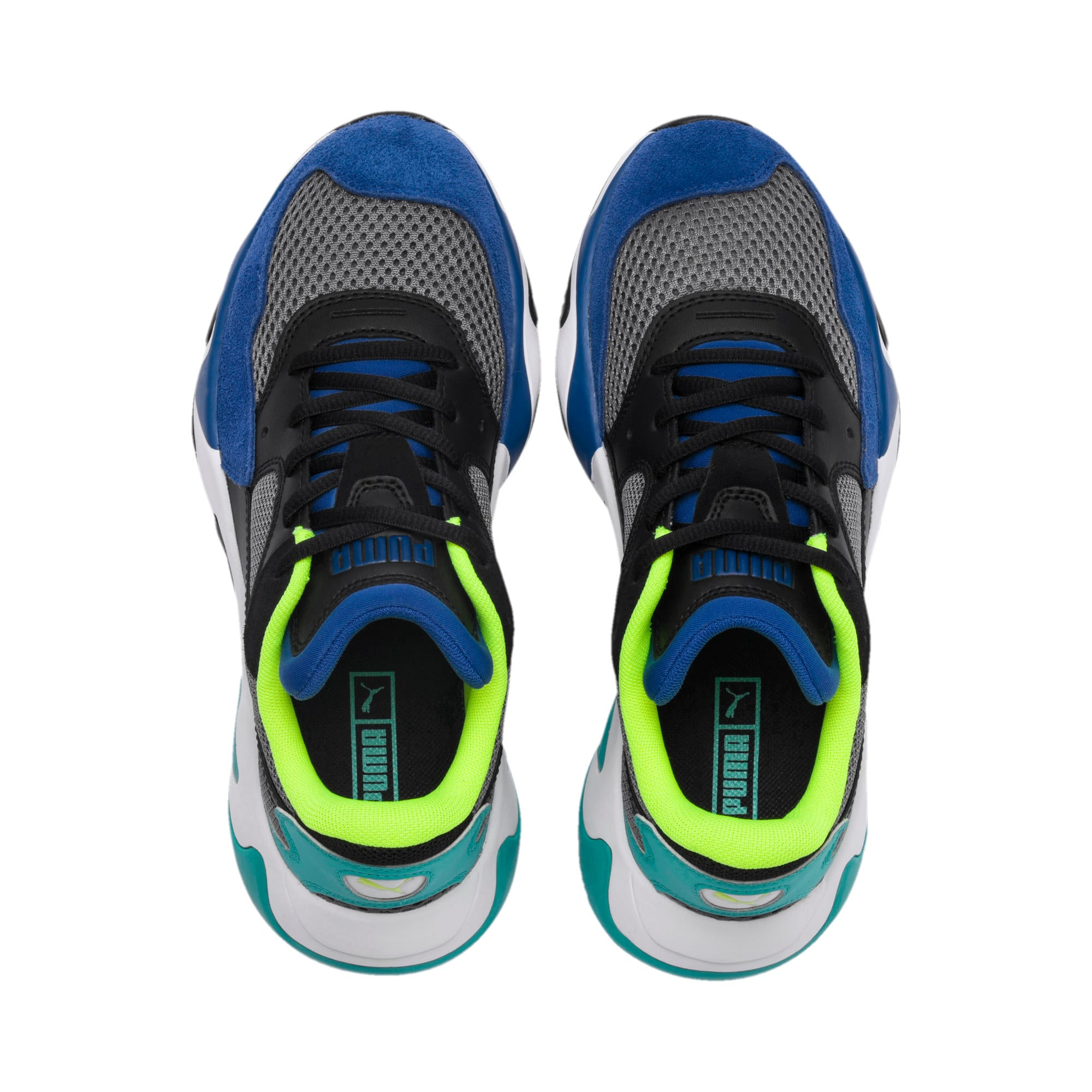 Thumbnail 6 of Storm Origin Youth Trainers, Galaxy Blue-CASTLEROCK, medium-IND