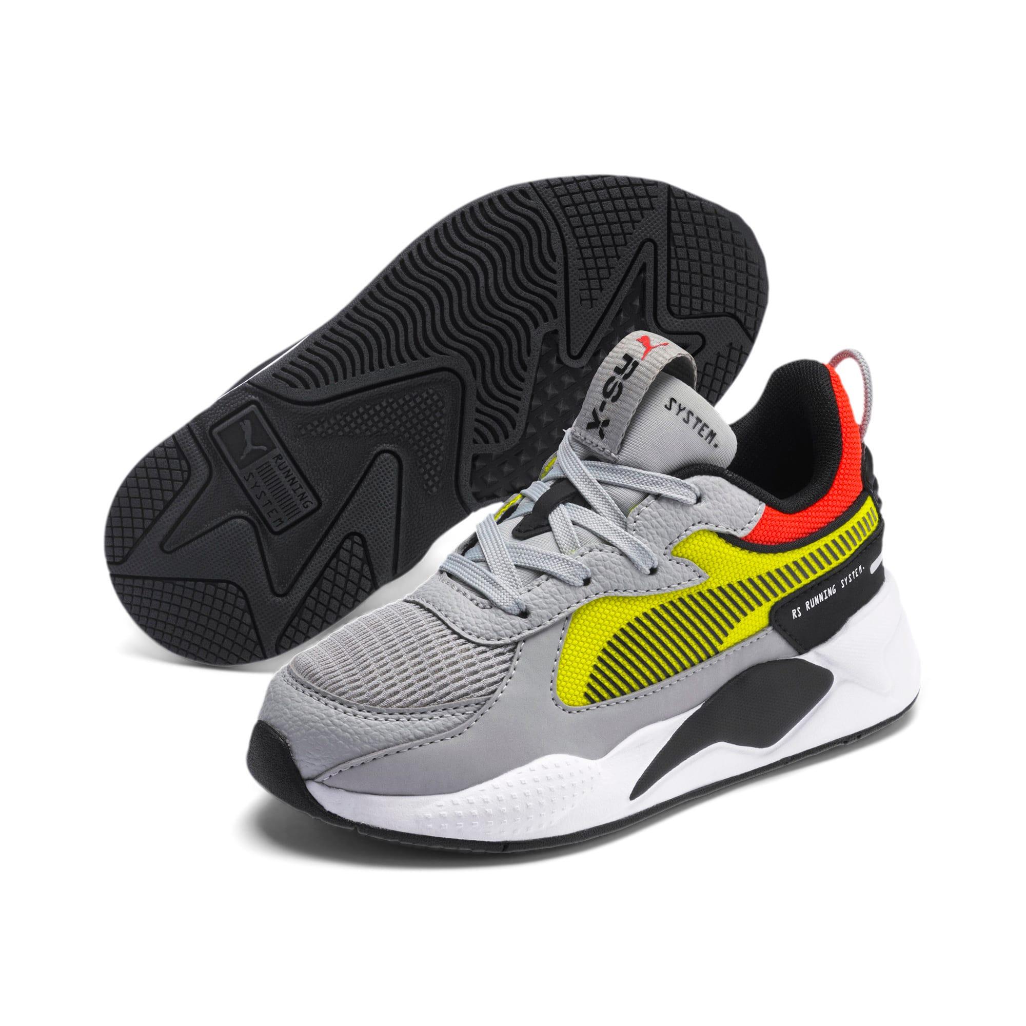 Miniatura 2 de Zapatos RS-X Hard Drive para niño pequeño, High Rise-Yellow Alert, mediano