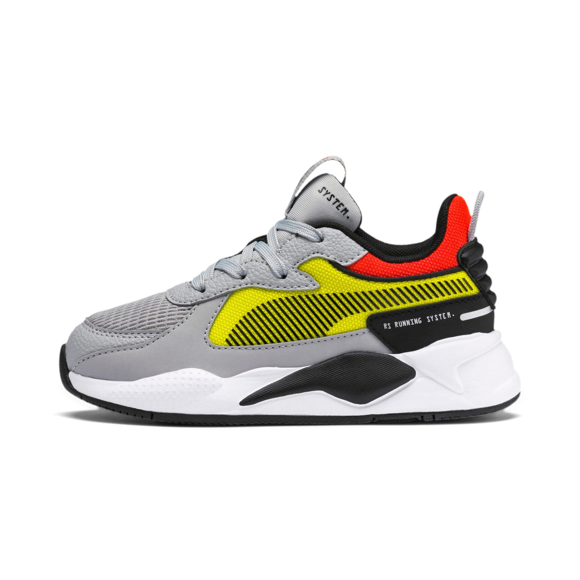 Miniatura 1 de Zapatos RS-X Hard Drive para niño pequeño, High Rise-Yellow Alert, mediano