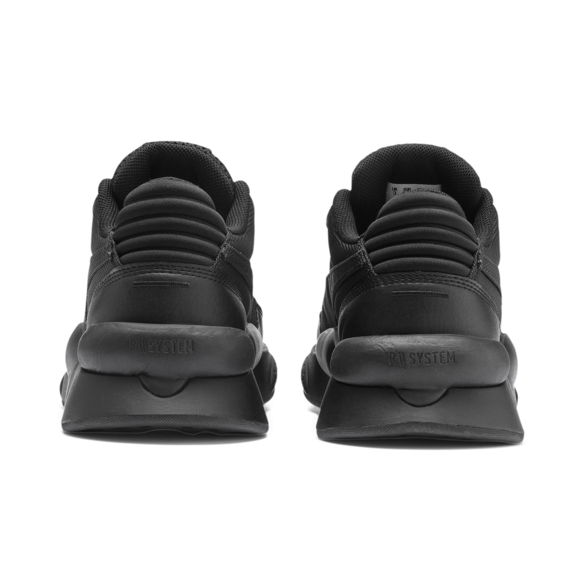 Thumbnail 3 of RS 9.8 Core Youth Trainers, Puma Black, medium