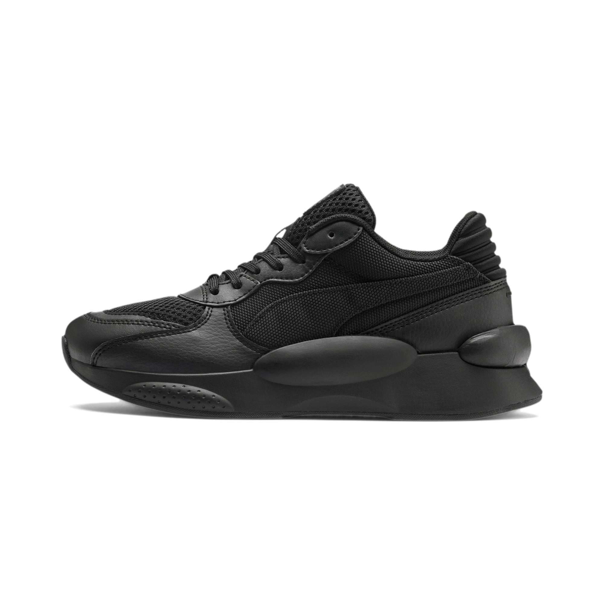 Thumbnail 1 of RS 9.8 Core Youth Trainers, Puma Black, medium