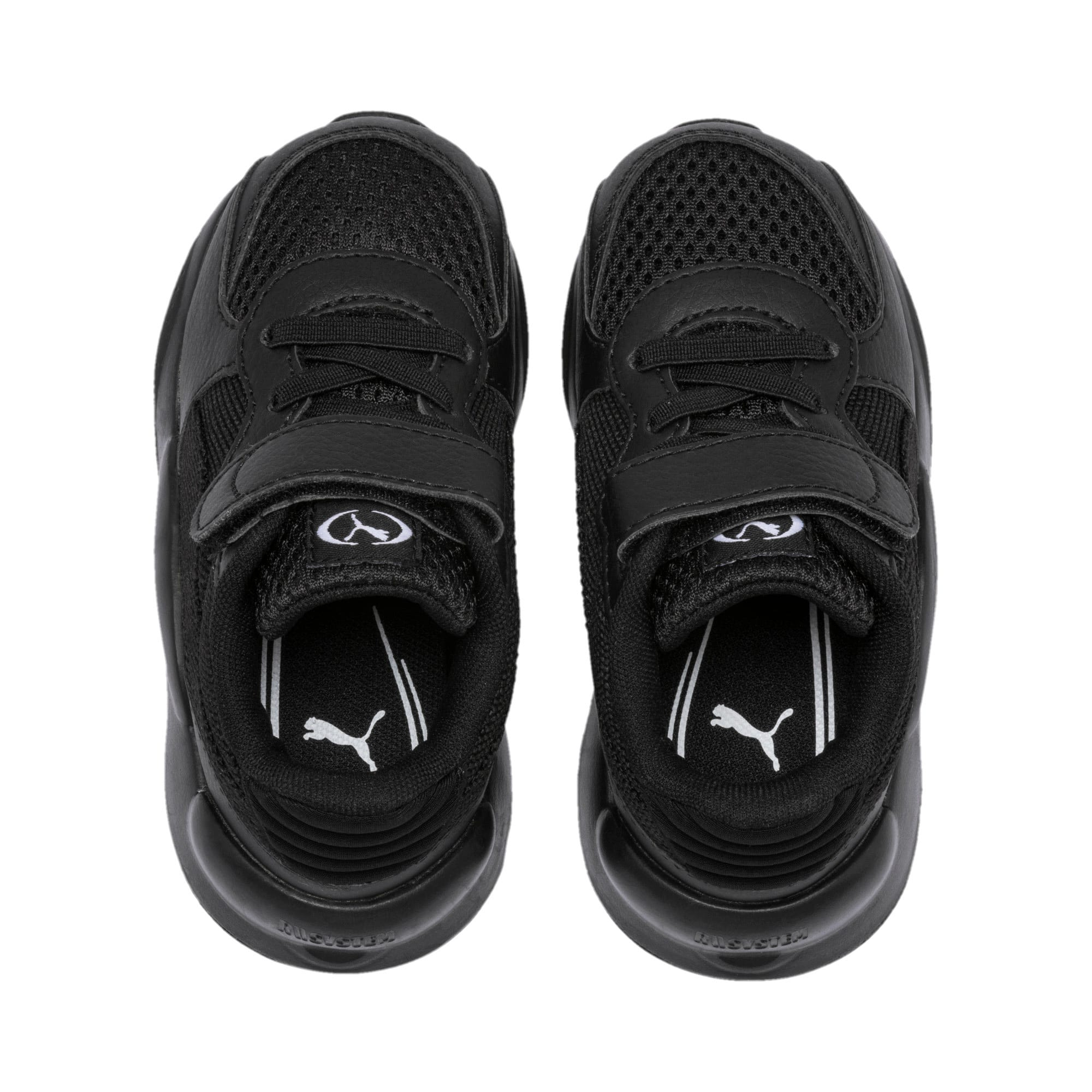 Thumbnail 6 of RS 9.8 Core Toddler Shoes, Puma Black, medium