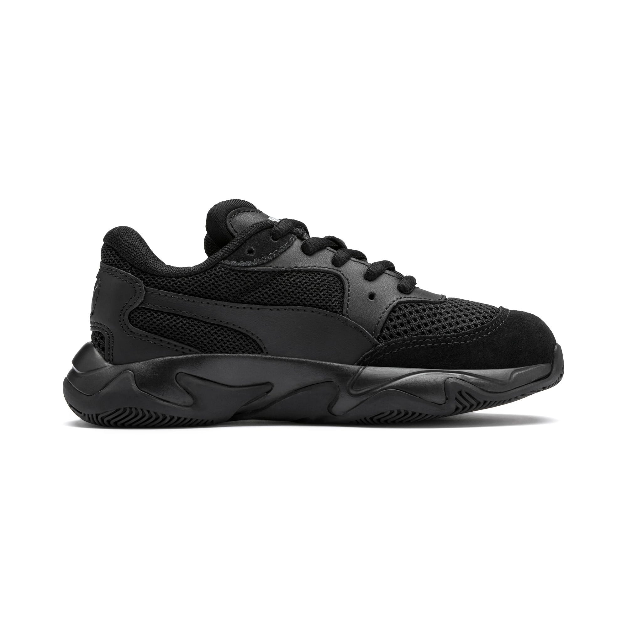 Thumbnail 5 of Storm Origin Kids Sneaker, Puma Black, medium