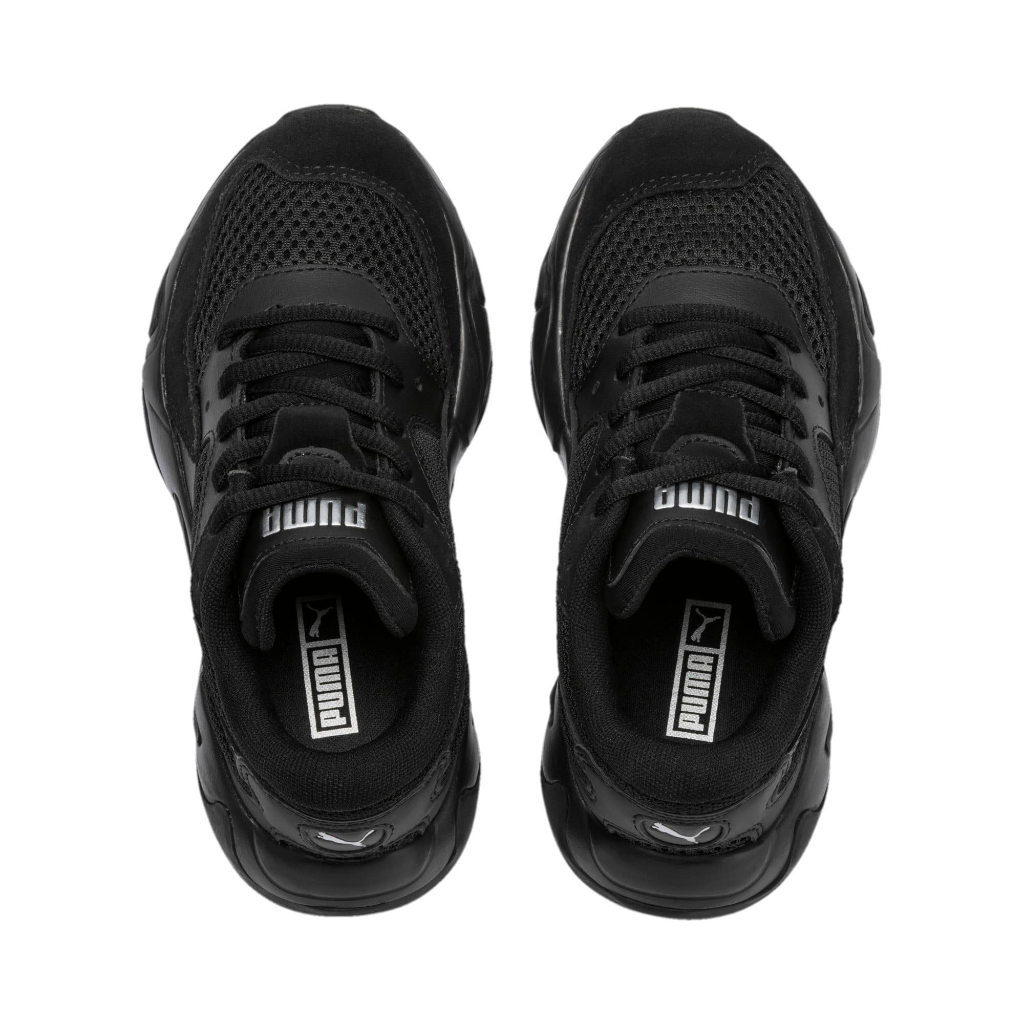 Thumbnail 6 of Storm Origin Kids Sneaker, Puma Black, medium