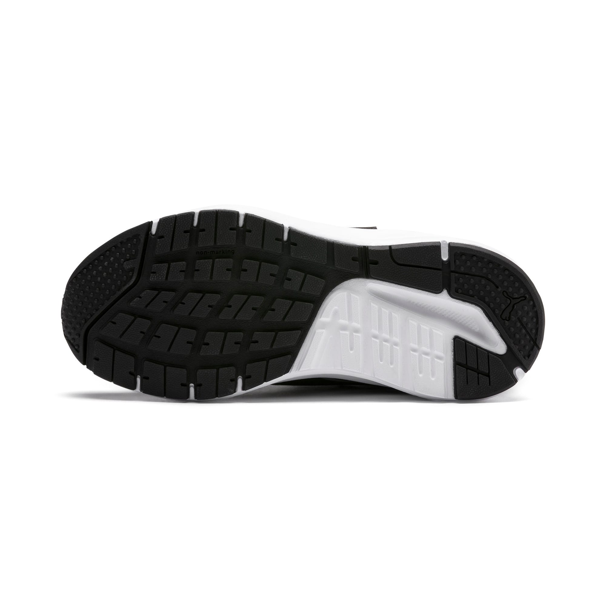 Thumbnail 4 of Pure Jogger SL Kids' Trainers, Puma Black-Puma Silver-White, medium-IND