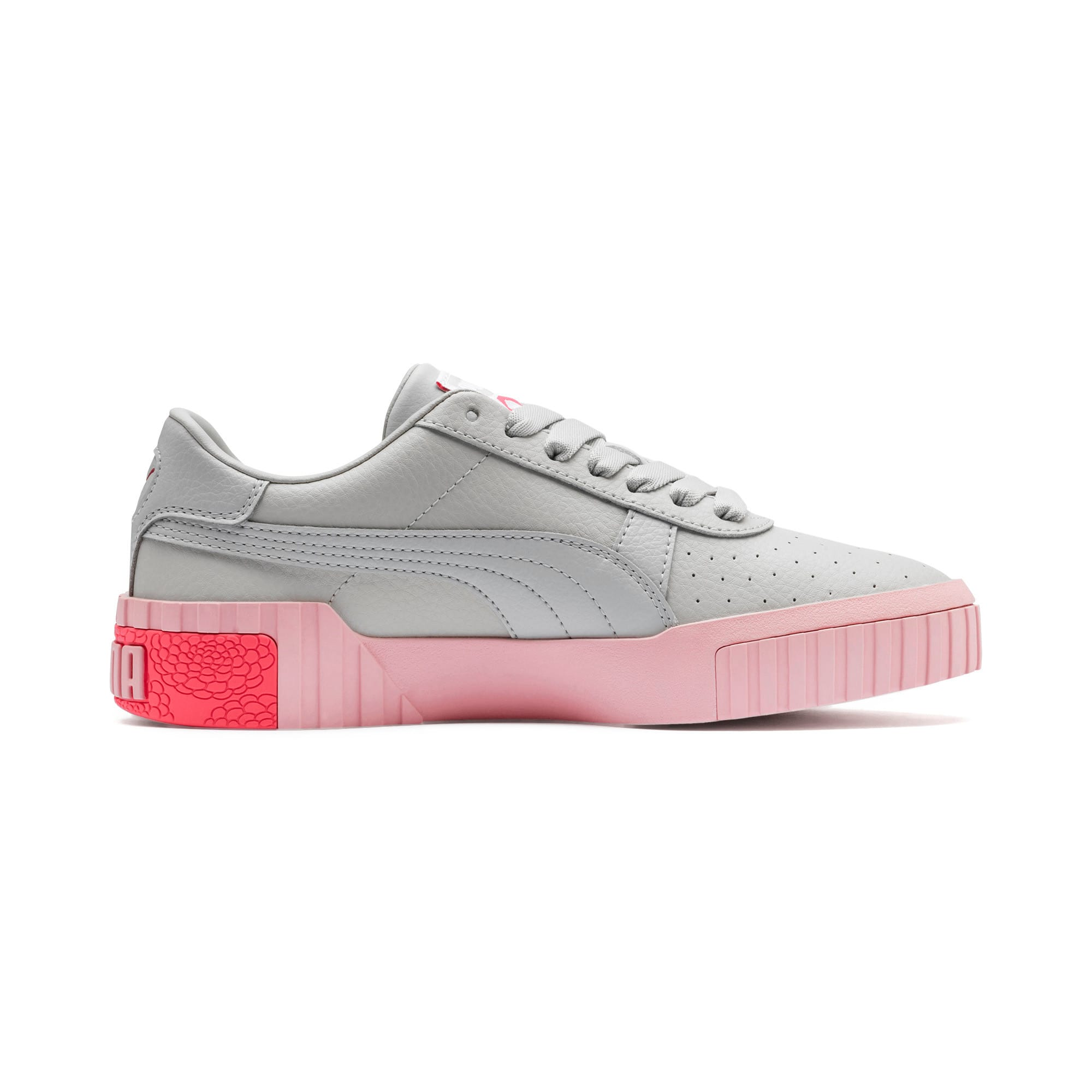 Thumbnail 5 of Cali Youth Trainers, Gray Violet-Calypso Coral, medium