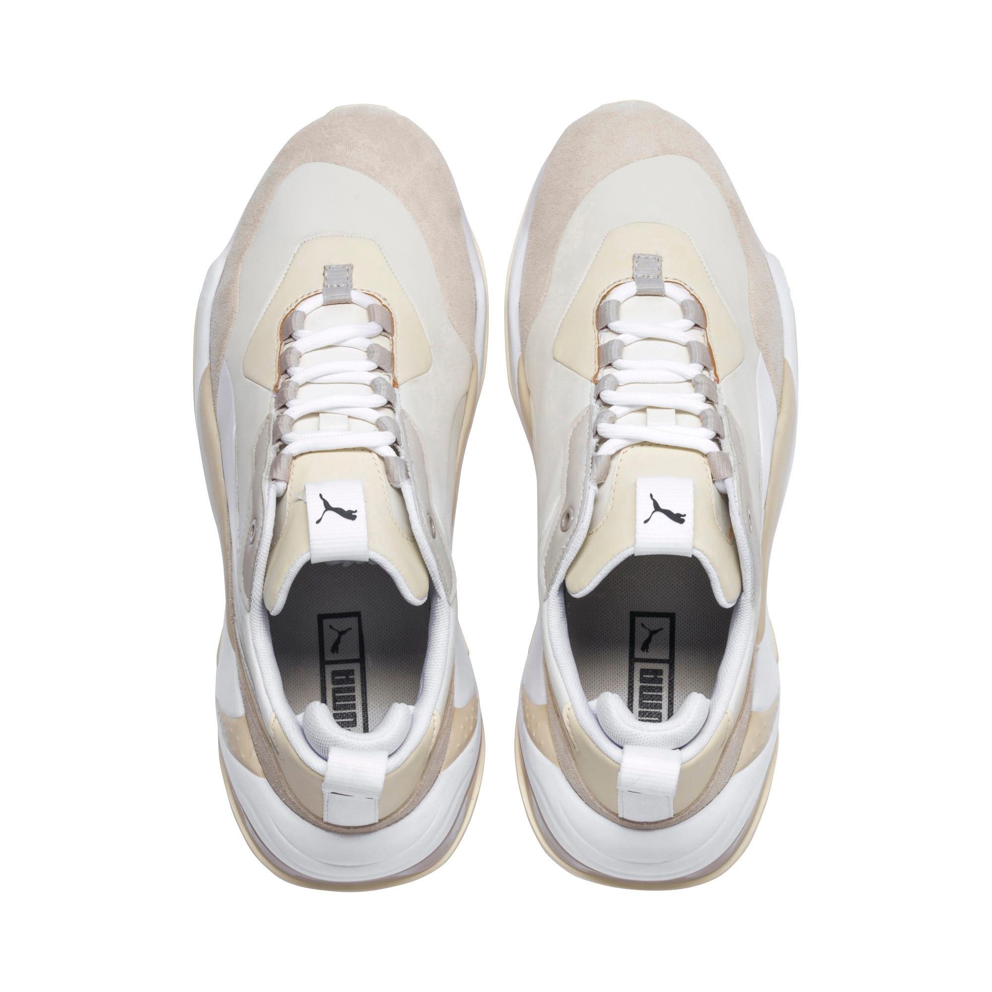 Thumbnail 6 of Thunder Nature Sneakers, S Gray-W White-Cloud Cream, medium