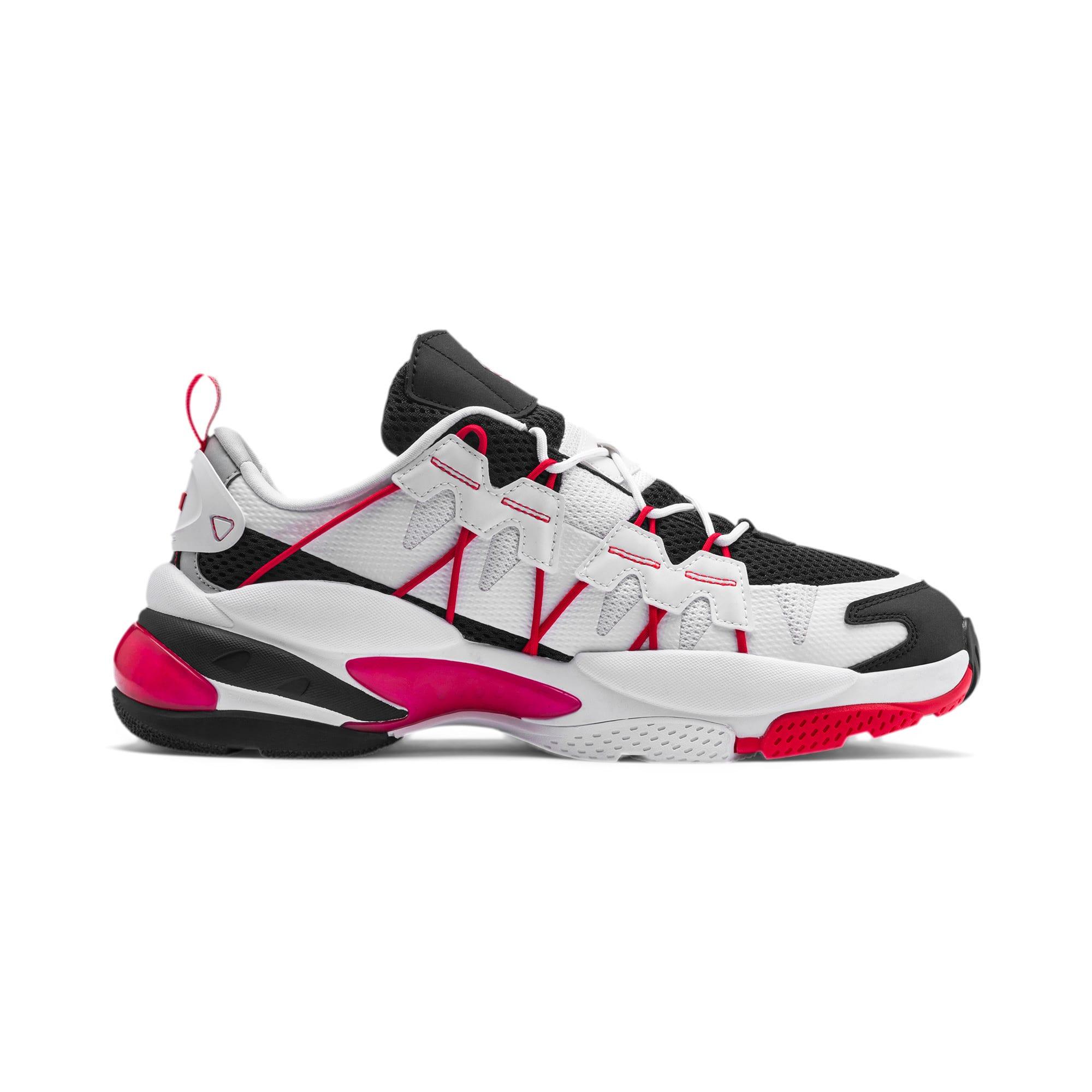 Thumbnail 5 of LQDCELL Omega Sneaker, Puma Black-Puma White, medium