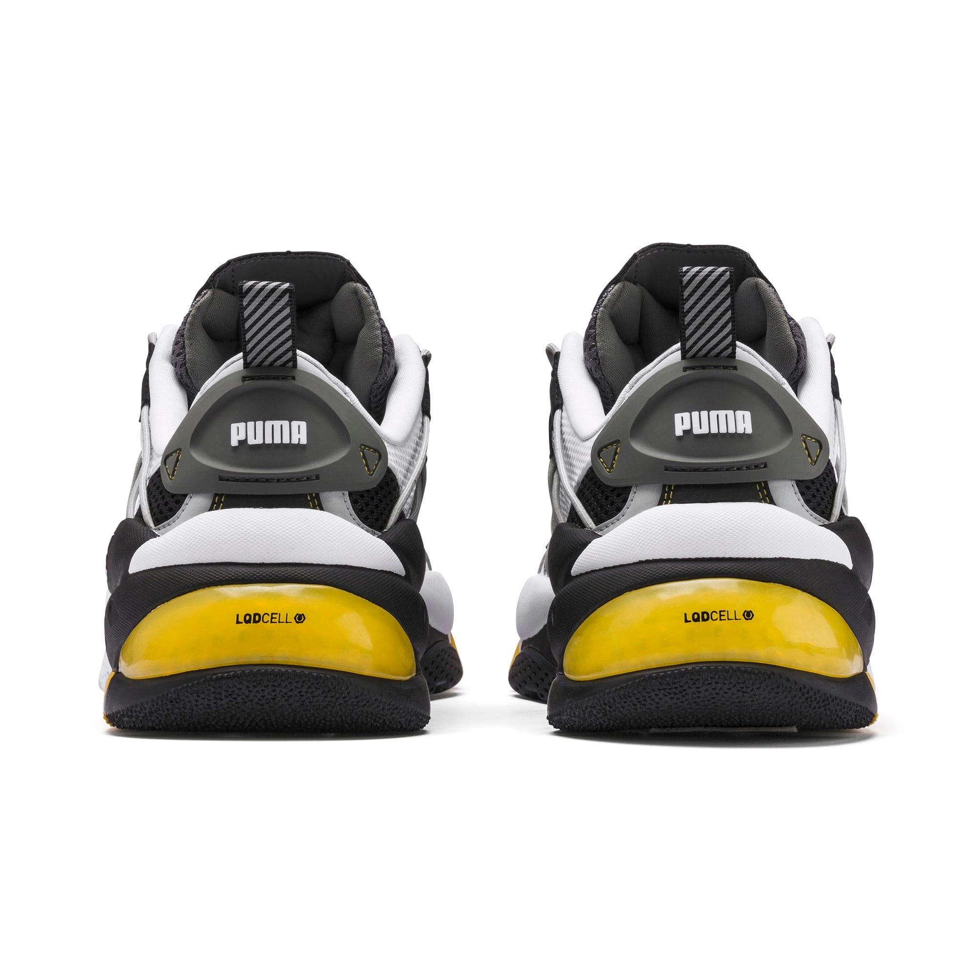 Thumbnail 3 of LQDCELL Omega Training Shoes, Puma Black-CASTLEROCK, medium