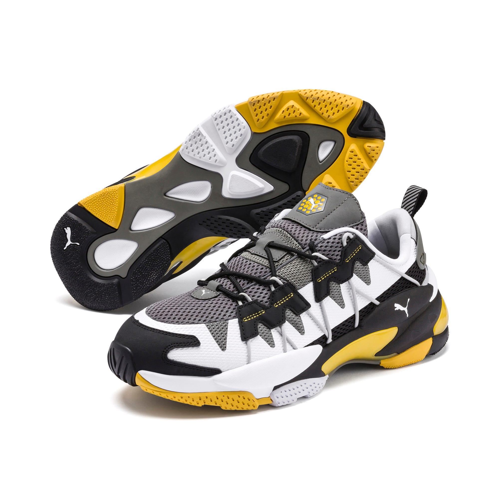 Thumbnail 2 of LQDCELL Omega Training Shoes, Puma Black-CASTLEROCK, medium