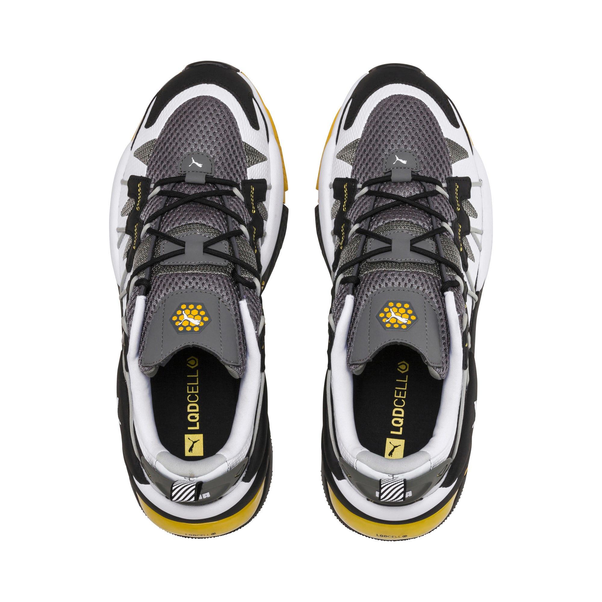 Thumbnail 6 of LQDCELL Omega Training Shoes, Puma Black-CASTLEROCK, medium