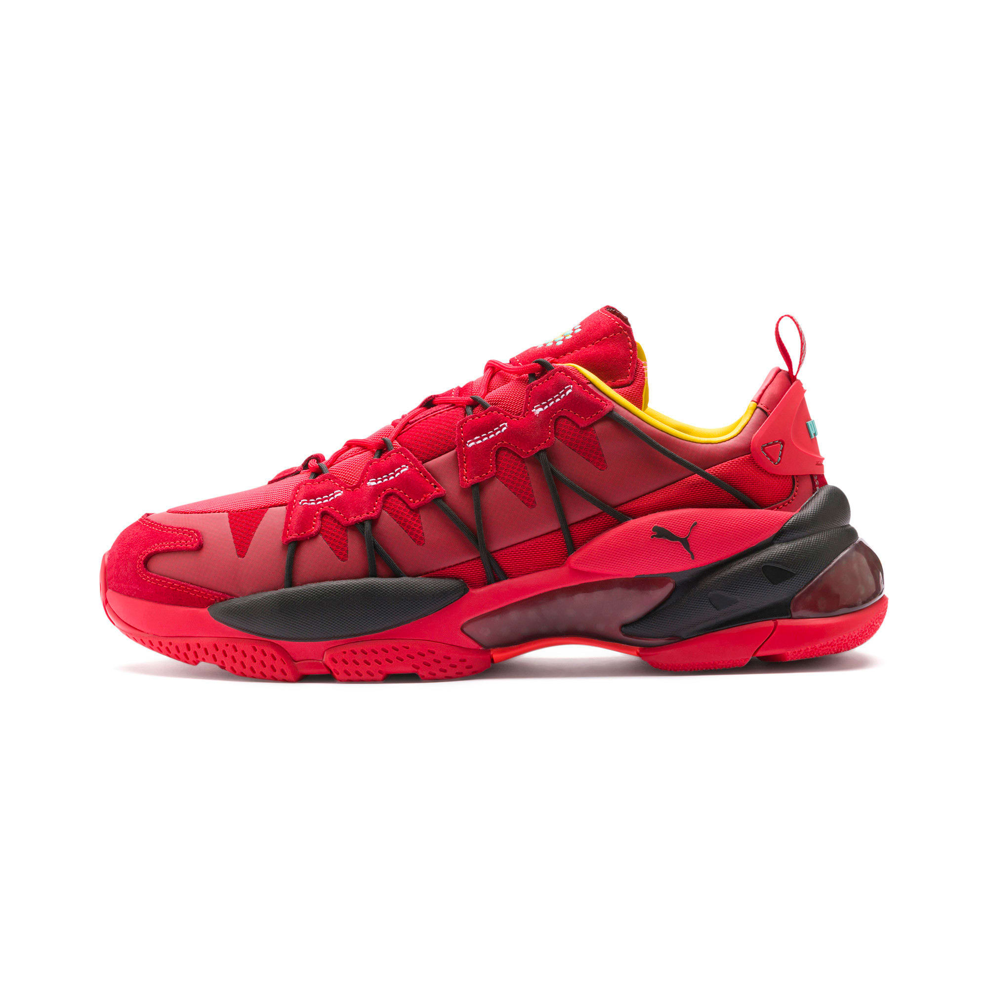 Thumbnail 1 of LQDCELL Omega Manga Cult Trainers, High Risk Red, medium