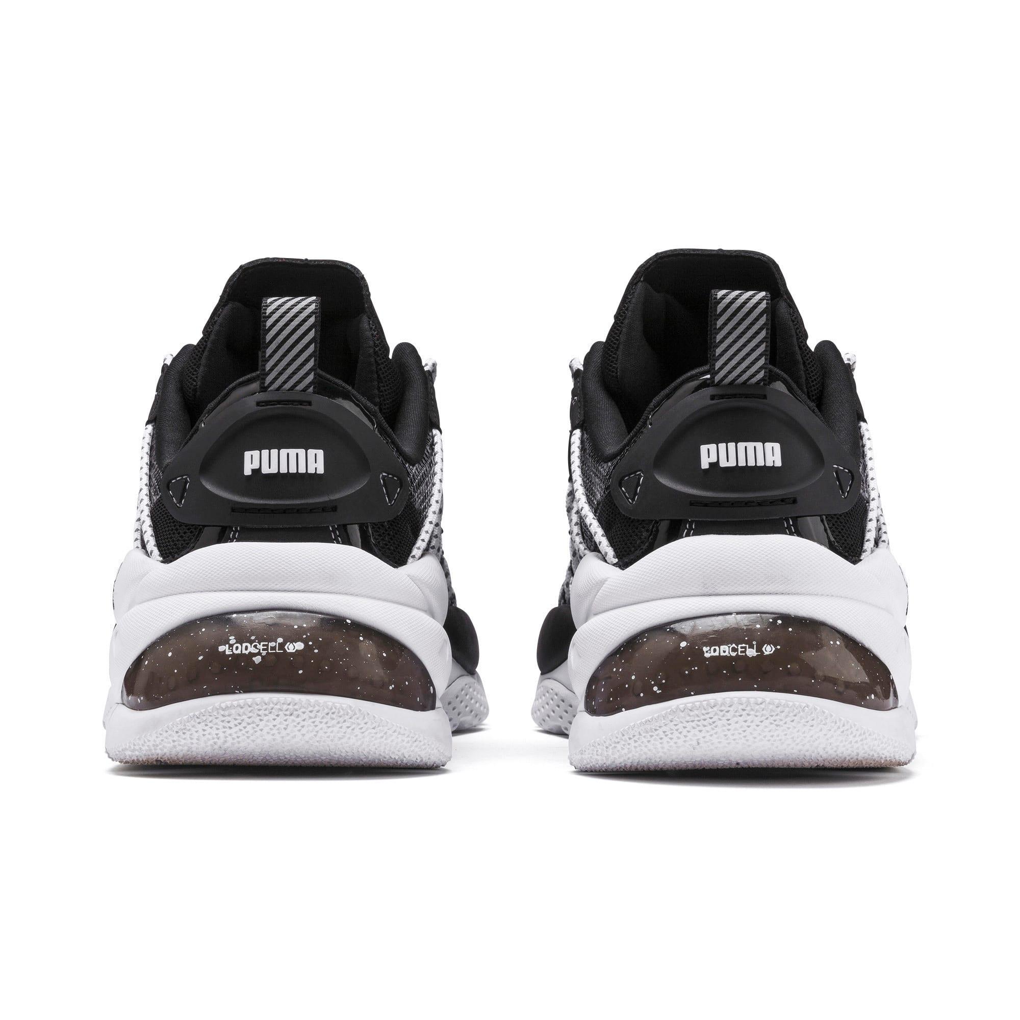 Thumbnail 3 of LQDCELL Omega Density Sneaker, Puma Black, medium