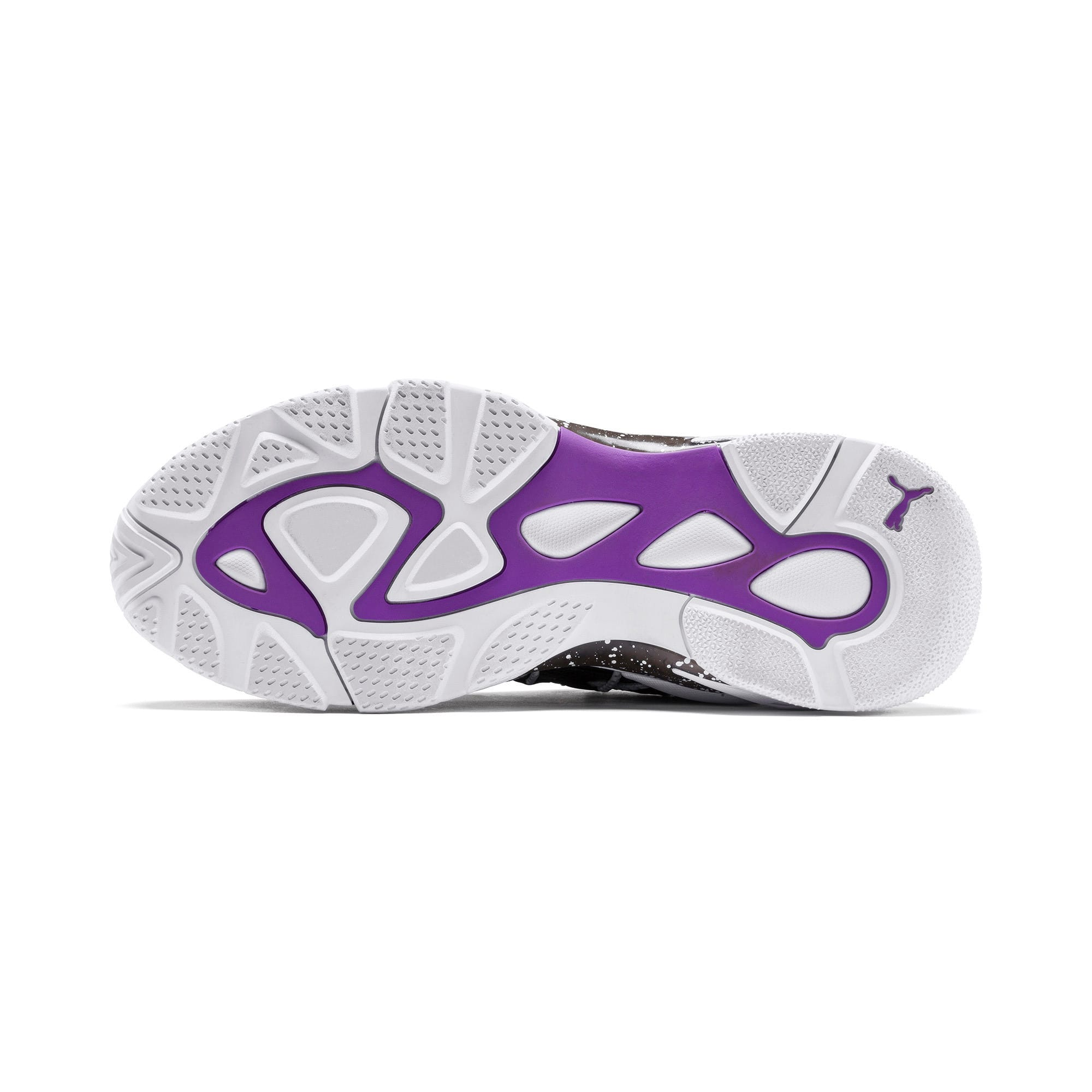 Thumbnail 4 of LQDCELL Omega Density Sneaker, Puma Black, medium